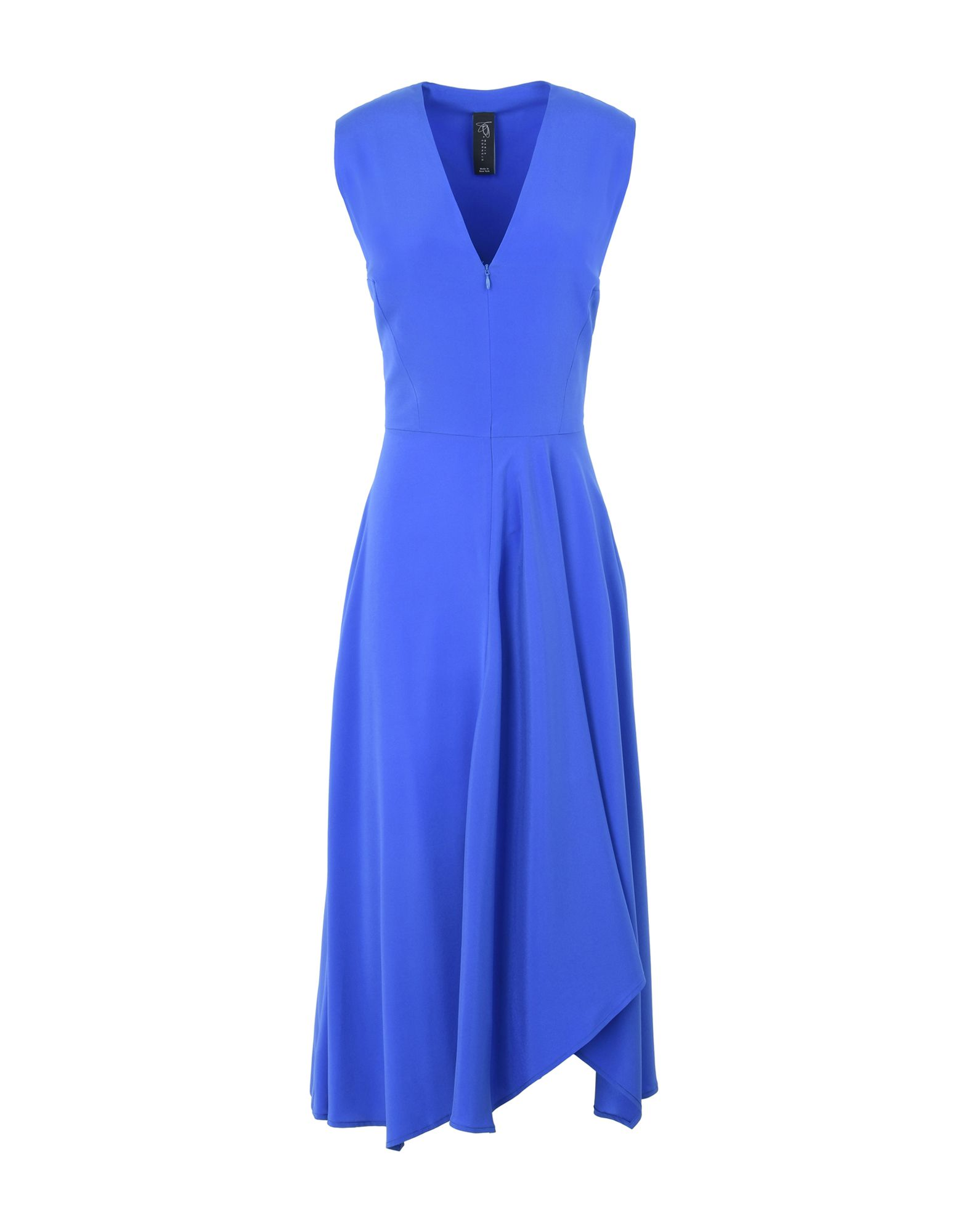 ZERO + MARIA CORNEJO Платье длиной 3/4 zero maria cornejo блуза ina