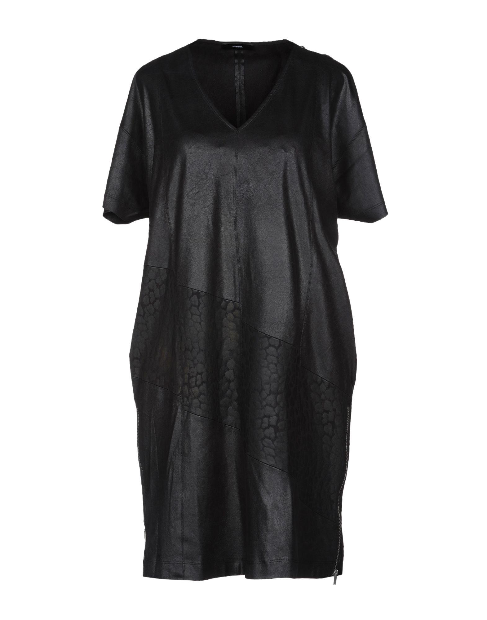 DIESEL Короткое платье платье diesel diesel di303ewwld80