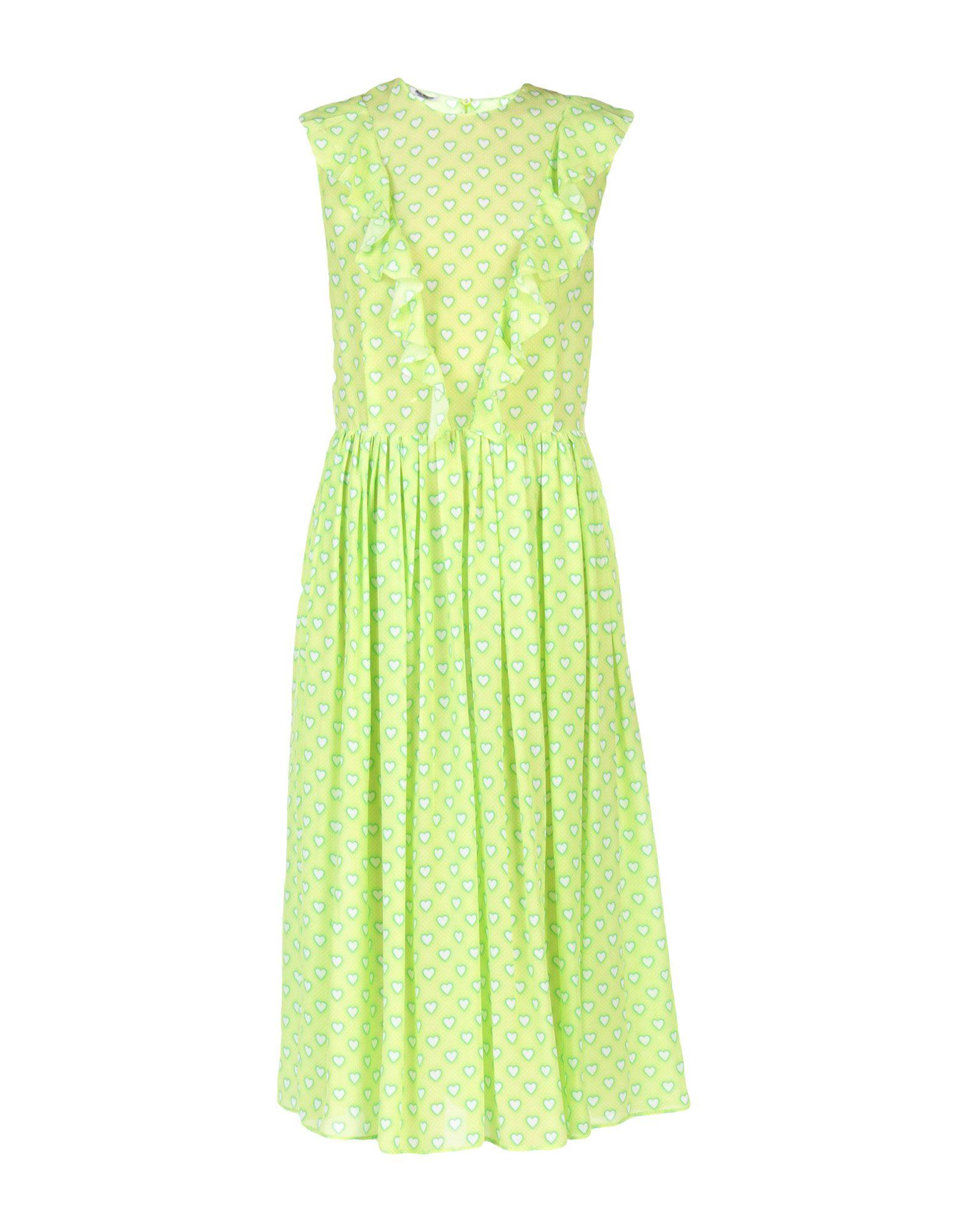 MIU MIU Платье длиной 3/4 miu miu платье длиной 3 4