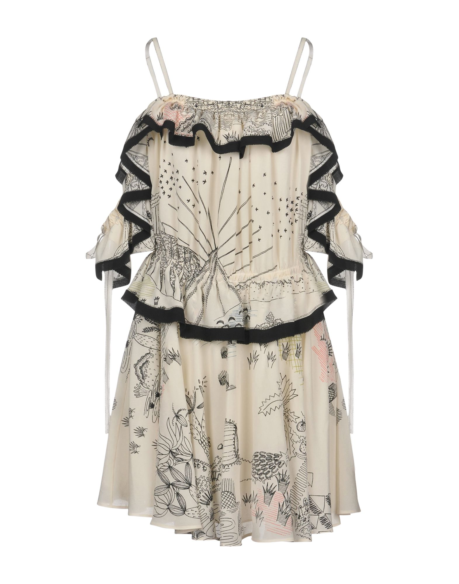 VALENTINO Короткое платье