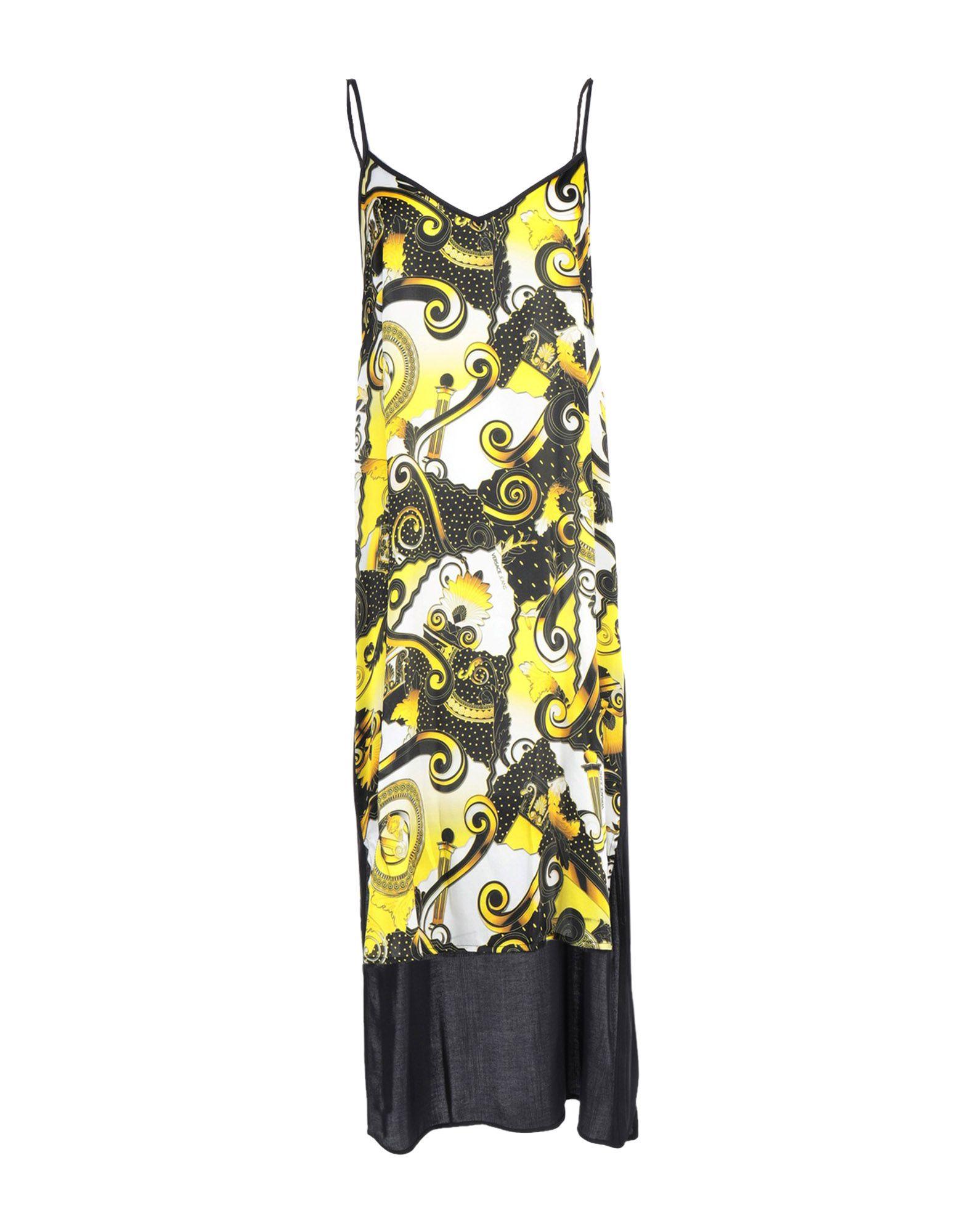 купить VERSACE JEANS Платье до колена онлайн