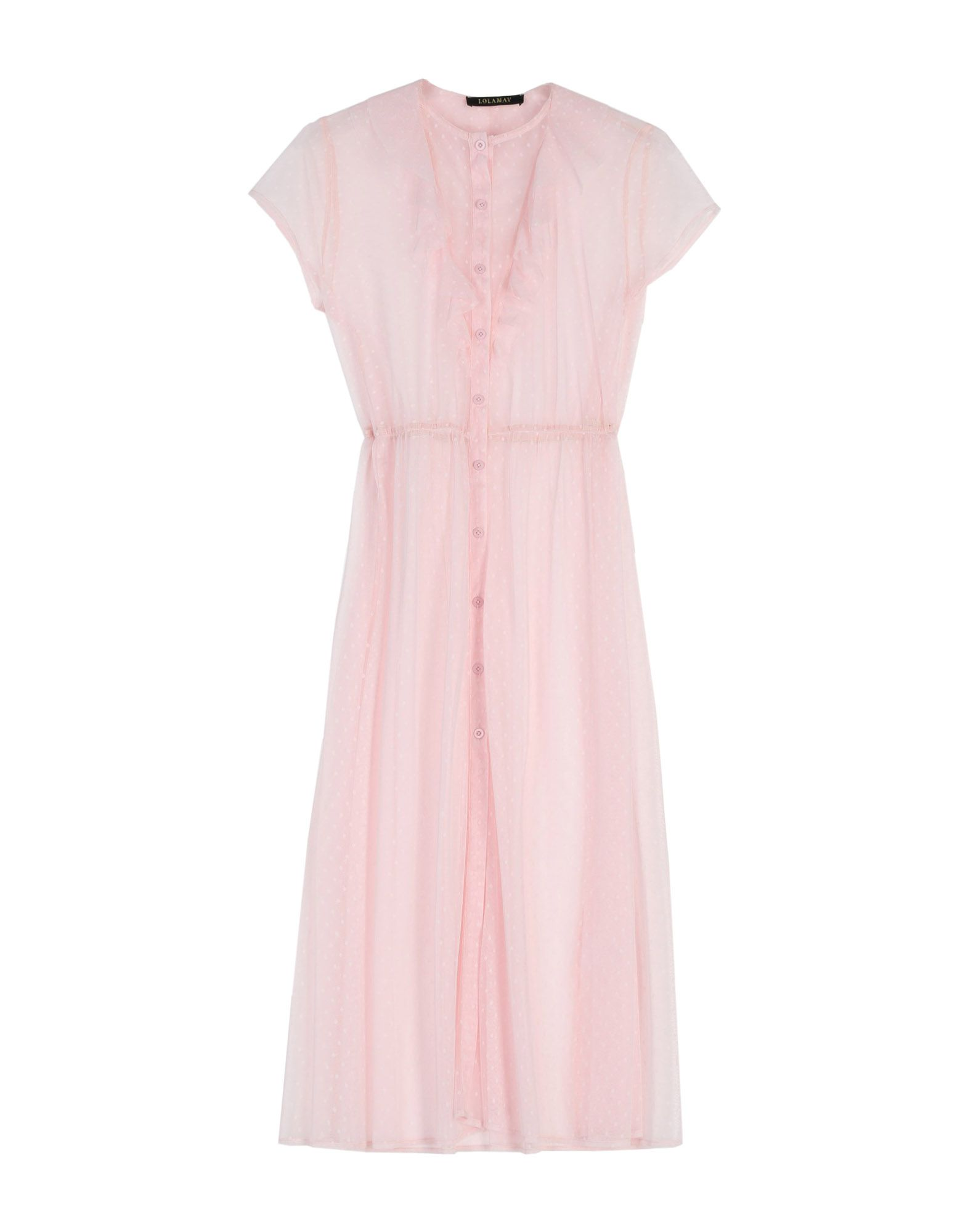 LOLA MAY Платье длиной 3/4 cy may hair 28 28 30