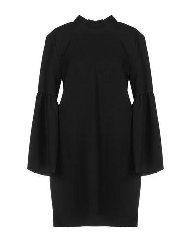 Фото - Женское короткое платье WEILI ZHENG черного цвета
