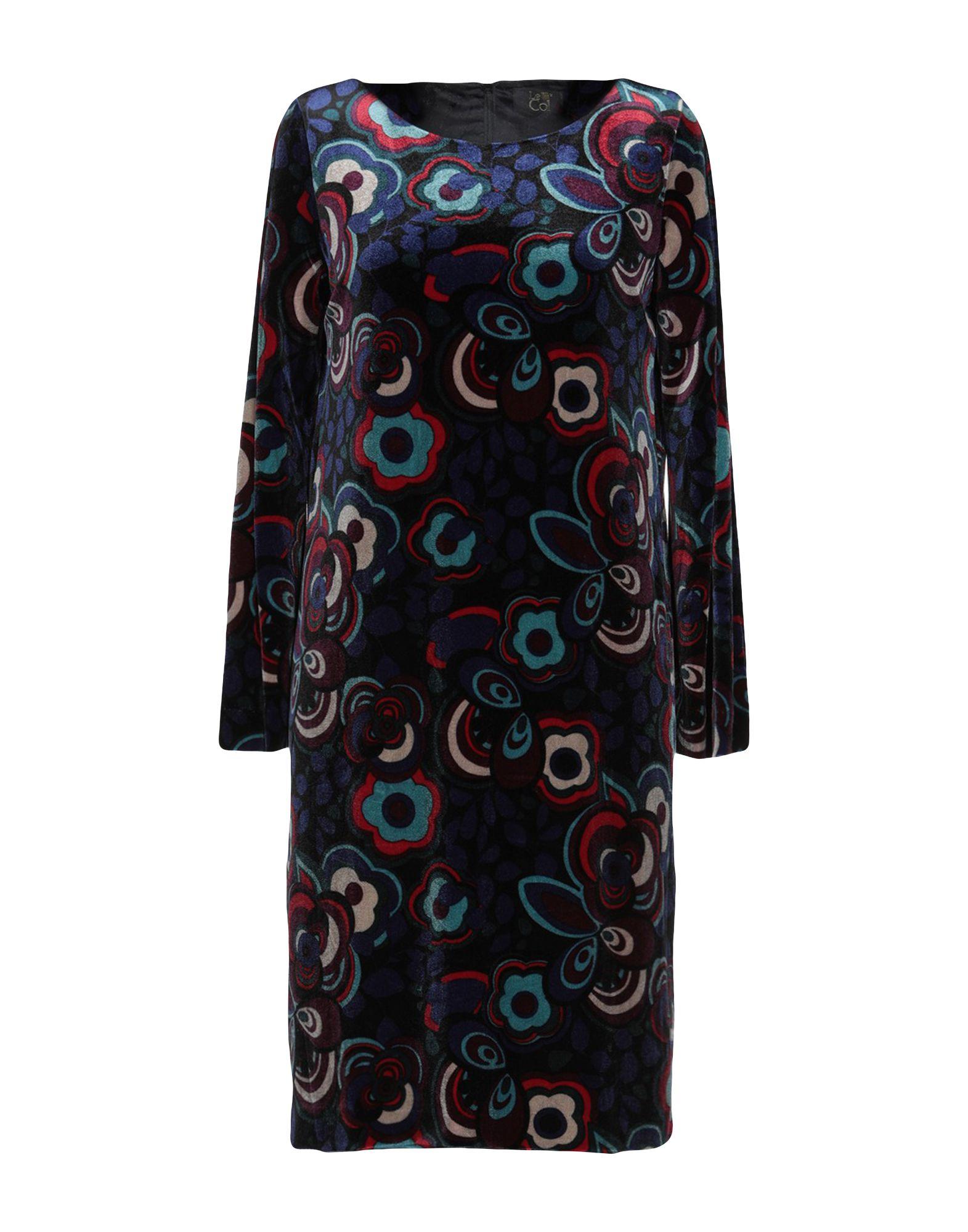 купить LE COL Короткое платье по цене 4100 рублей