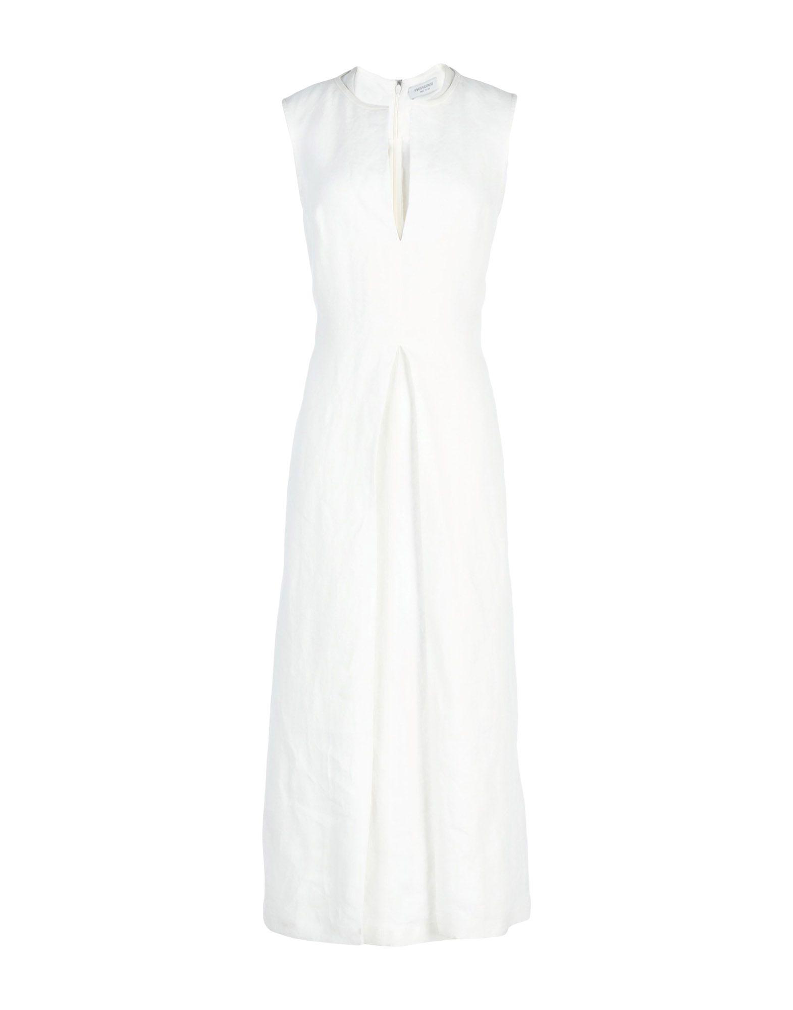 PROTAGONIST Платье длиной 3/4 цена 2017