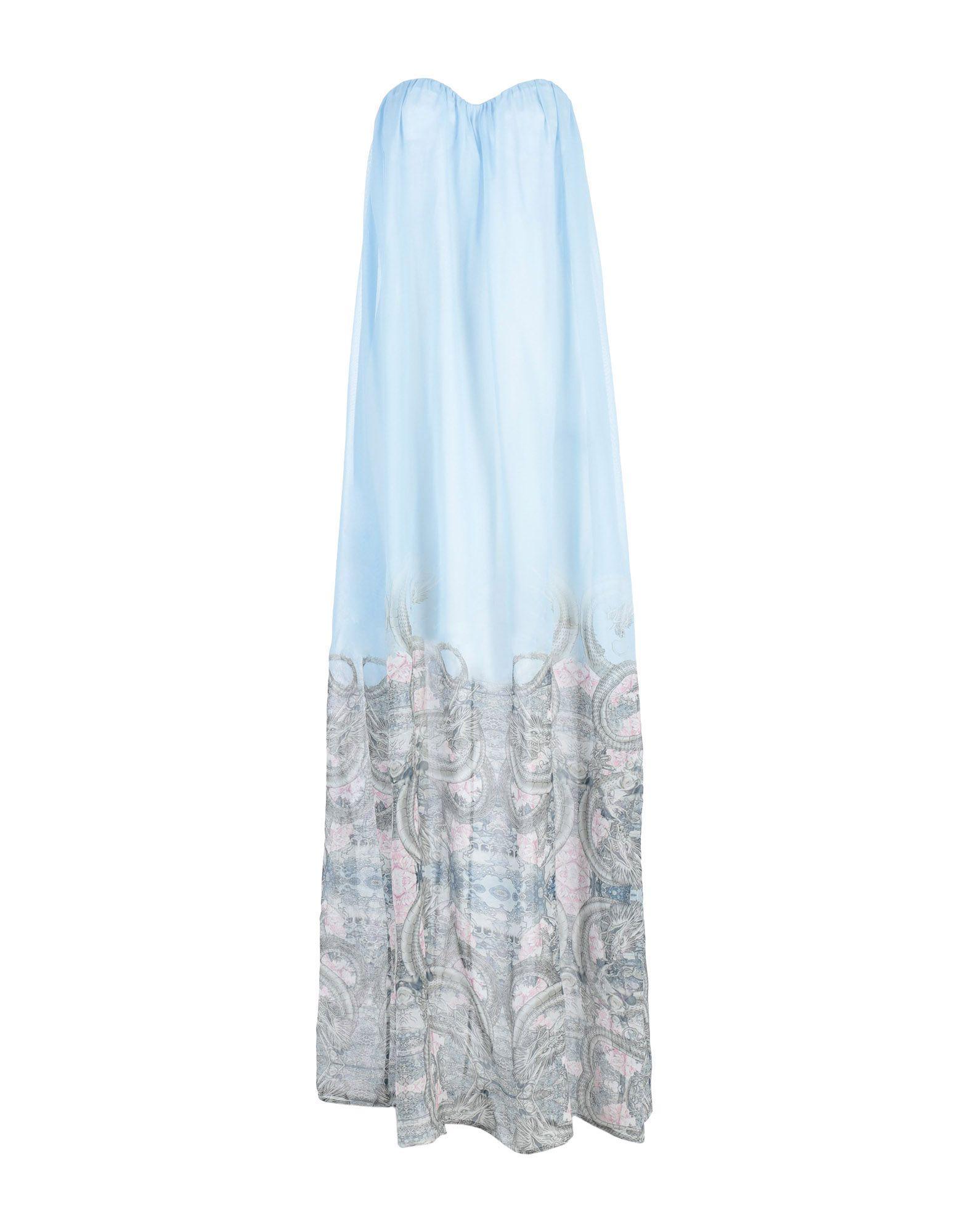 Фото - PHILIPP PLEIN Длинное платье philipp plein длинное платье