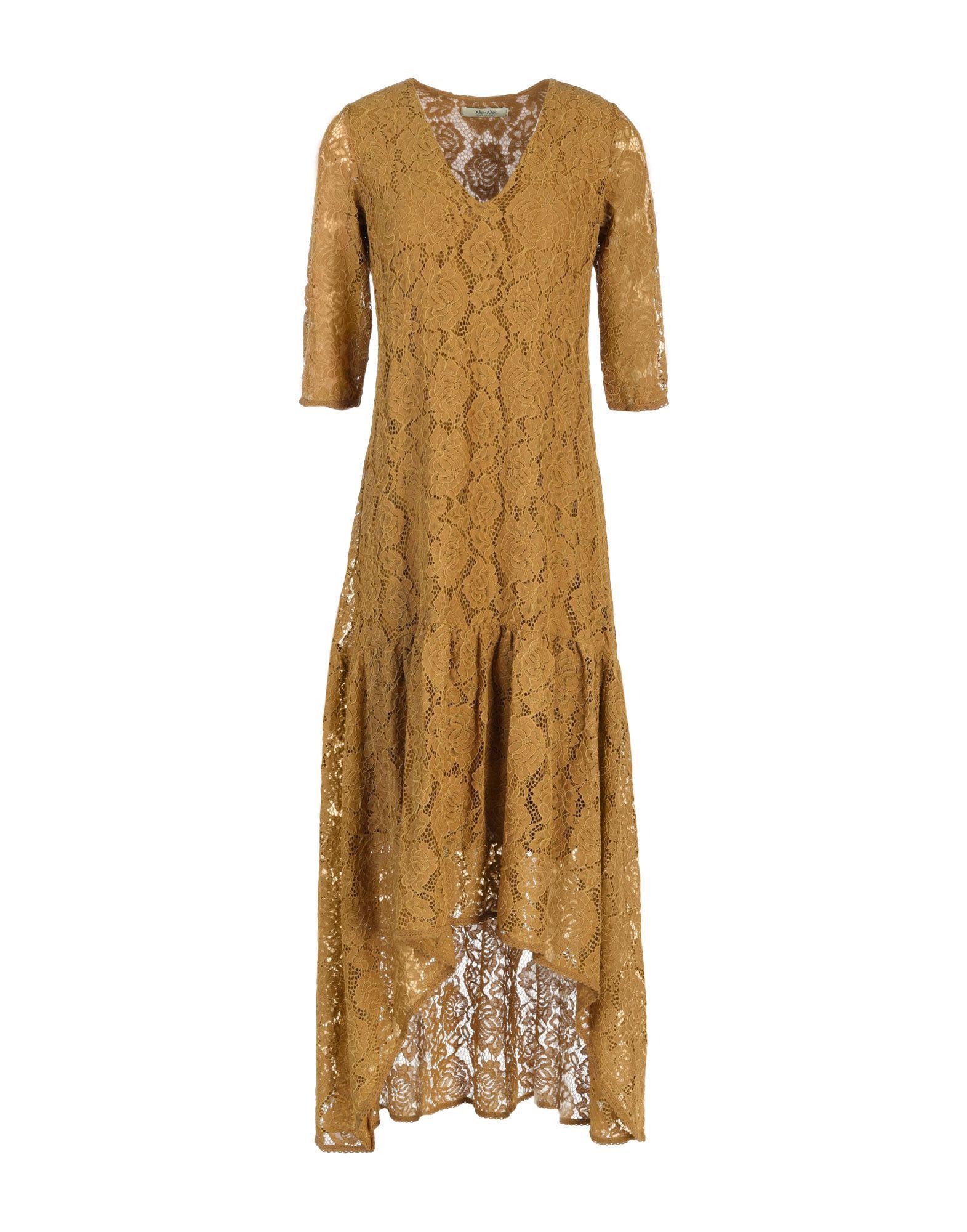 NO-NÀ Платье до колена цена 2017