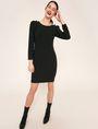 ARMANI EXCHANGE Midi Dress Woman a