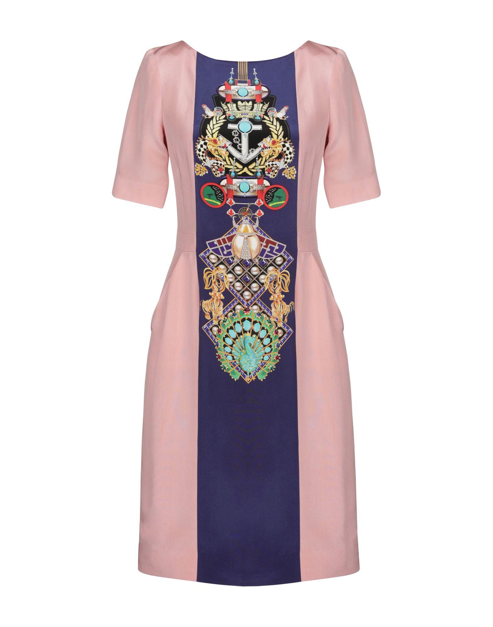 MARY KATRANTZOU Короткое платье редуктор walcom 61000