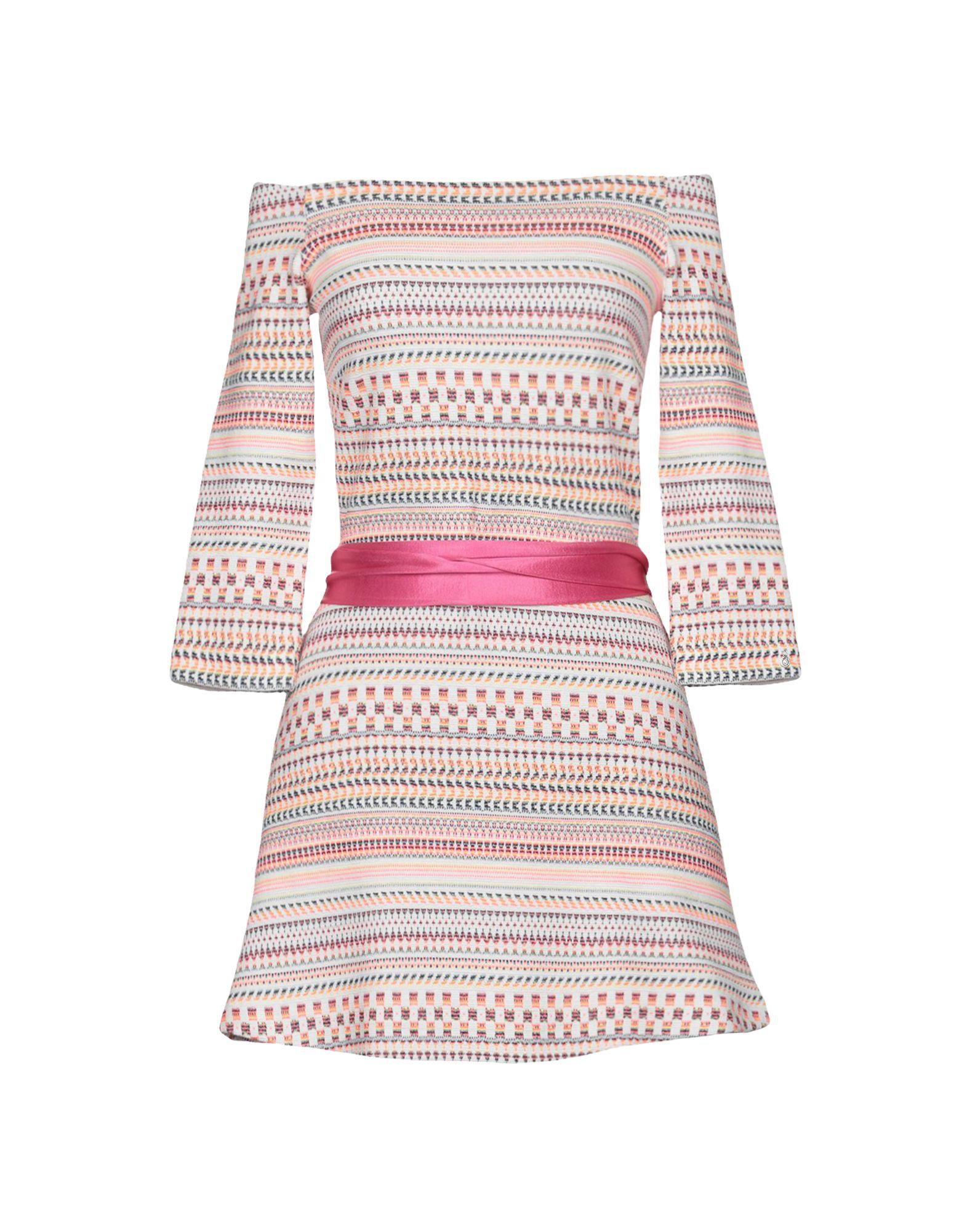 цены на MARIAGRAZIA PANIZZI Короткое платье в интернет-магазинах