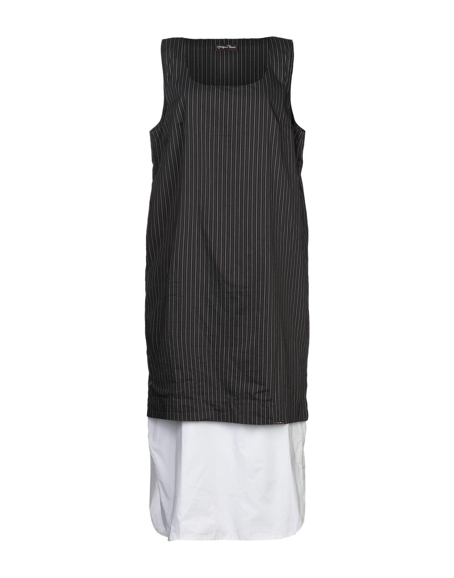 mariagrazia panizzi юбка длиной 3 4 MARIAGRAZIA PANIZZI Платье длиной 3/4