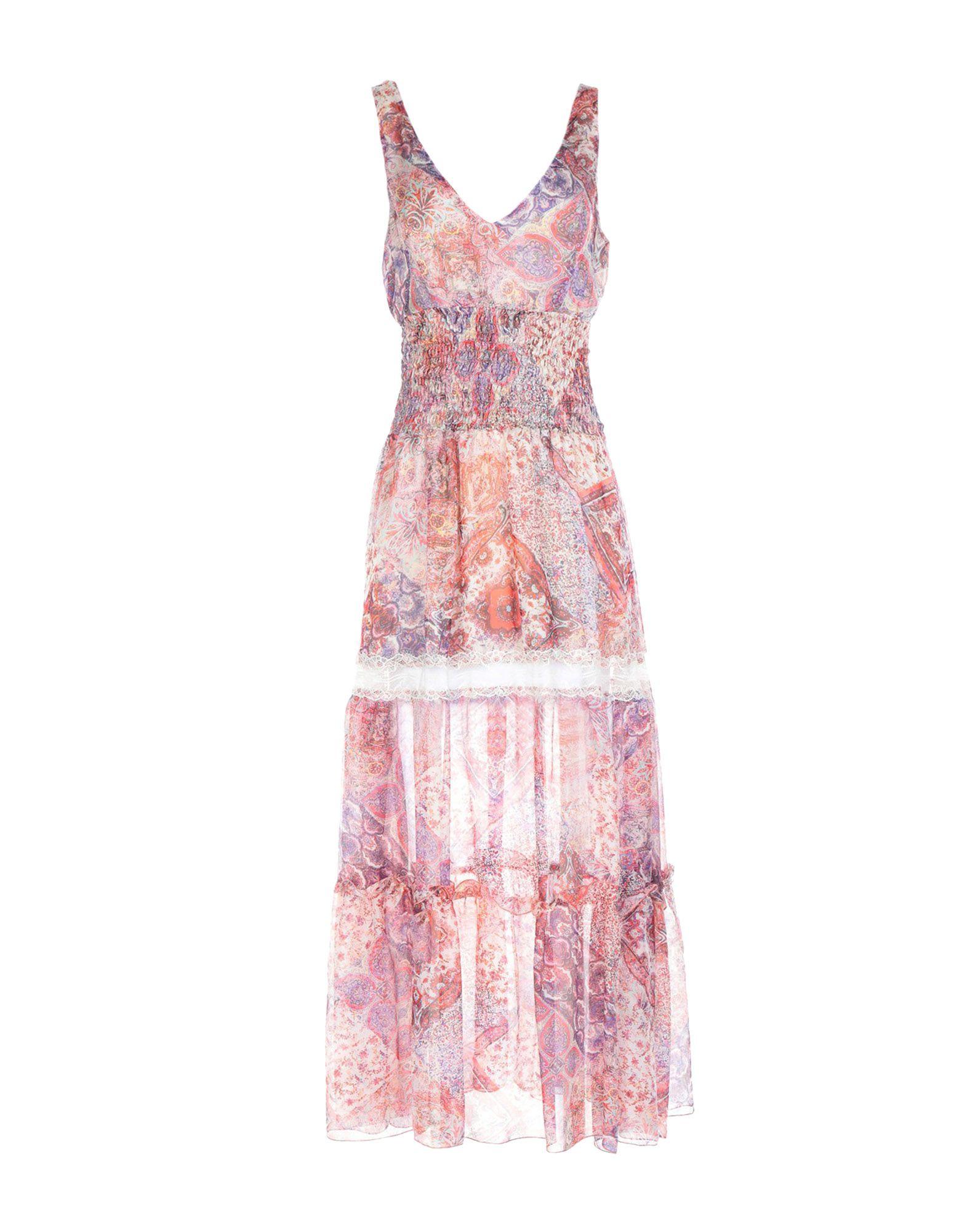 TENAX Длинное платье tenax длинное платье