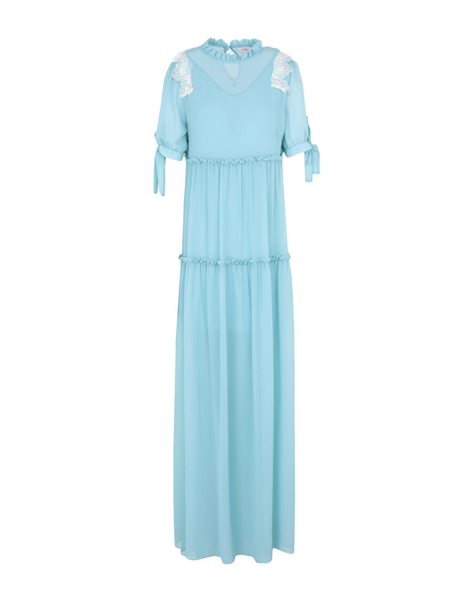 BLUGIRL FOLIES Длинное платье платье трикотаж blugirl folies платья и сарафаны мини короткие