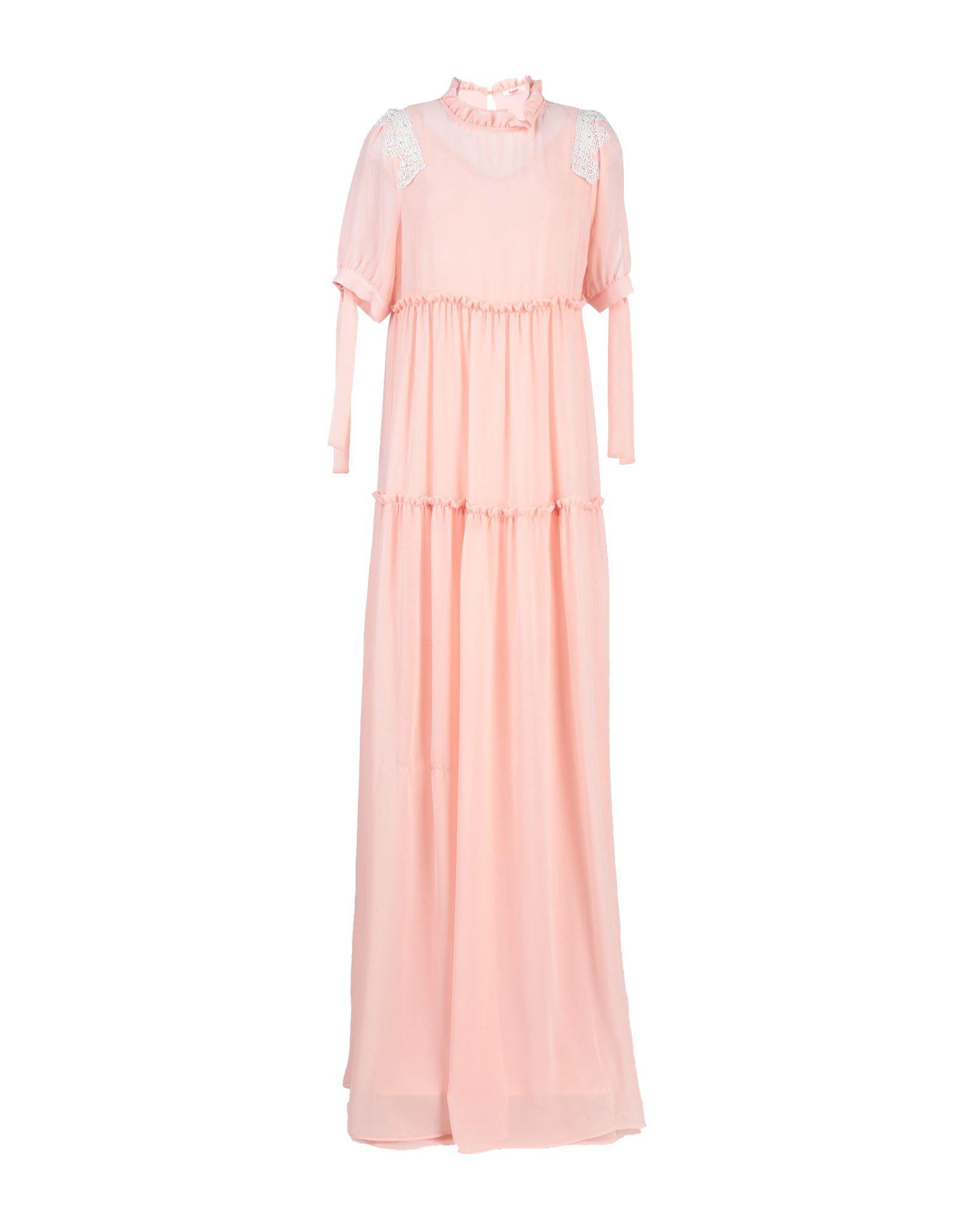 BLUGIRL FOLIES Длинное платье длинное платье в стиле американка blugirl