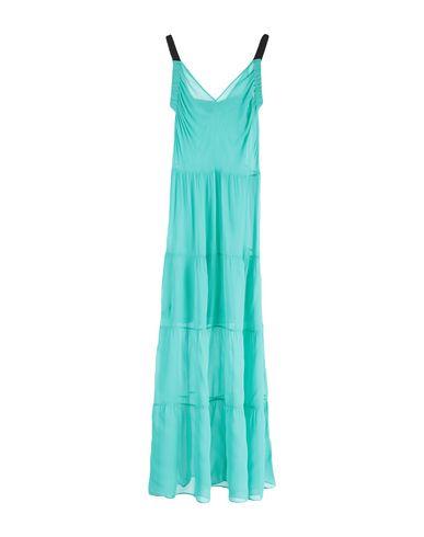 Фото - Женское длинное платье KATIA G. светло-зеленого цвета