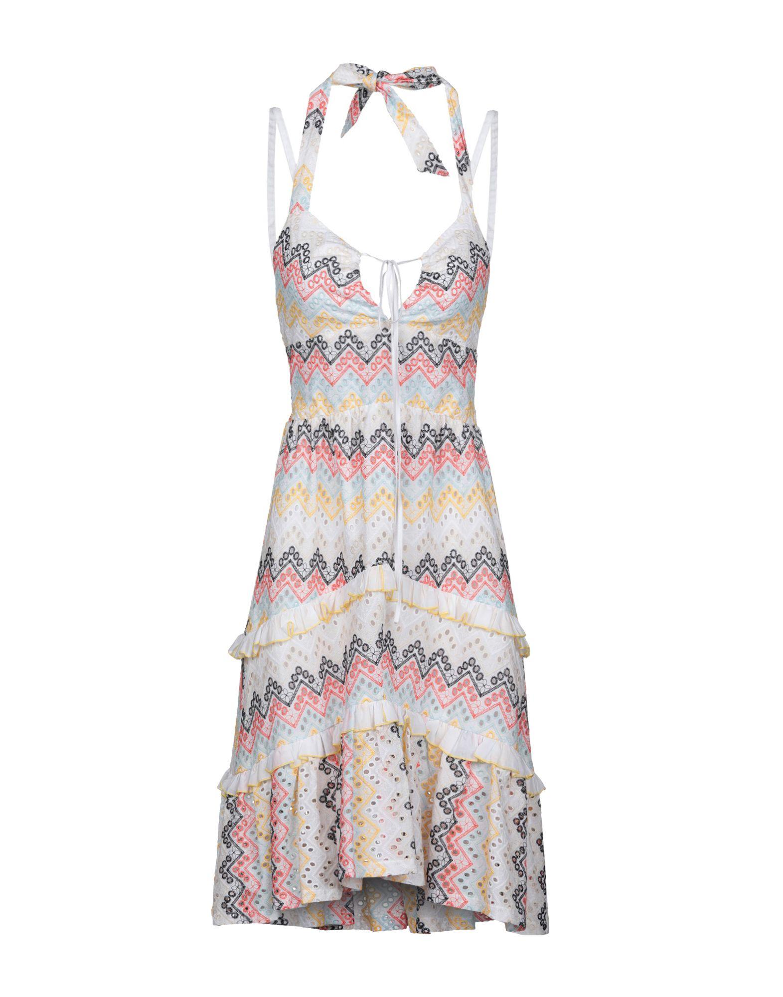 TENAX Короткое платье цена 2017