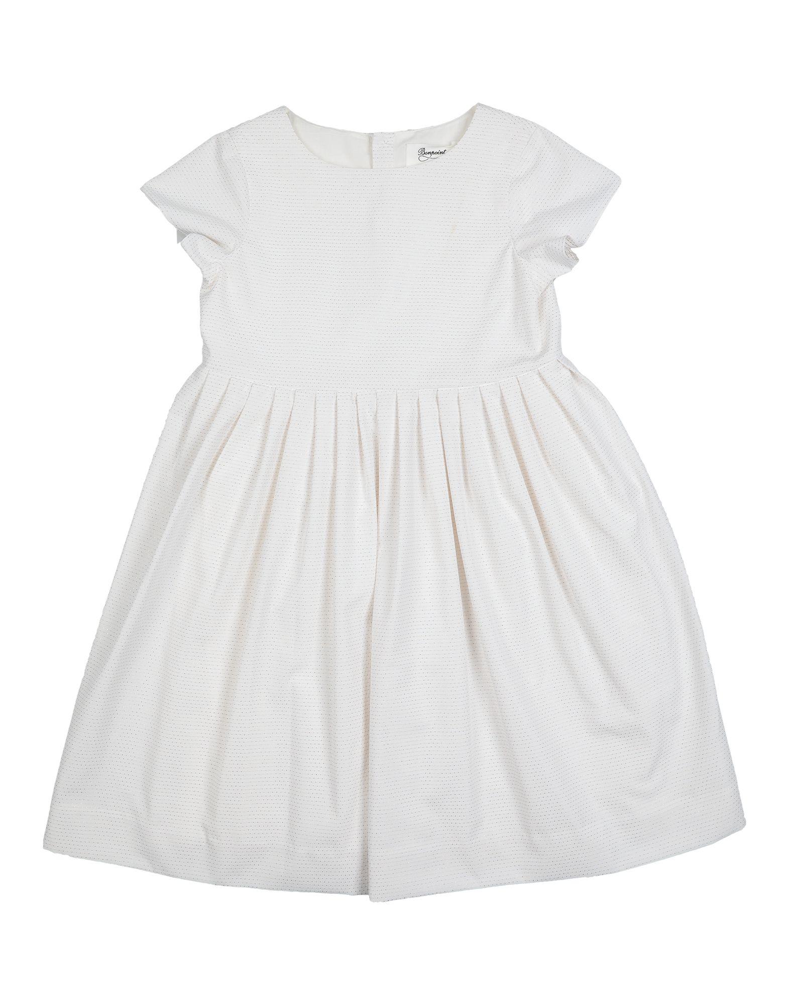 BONPOINT Платье bonpoint конверт pijoujou белый