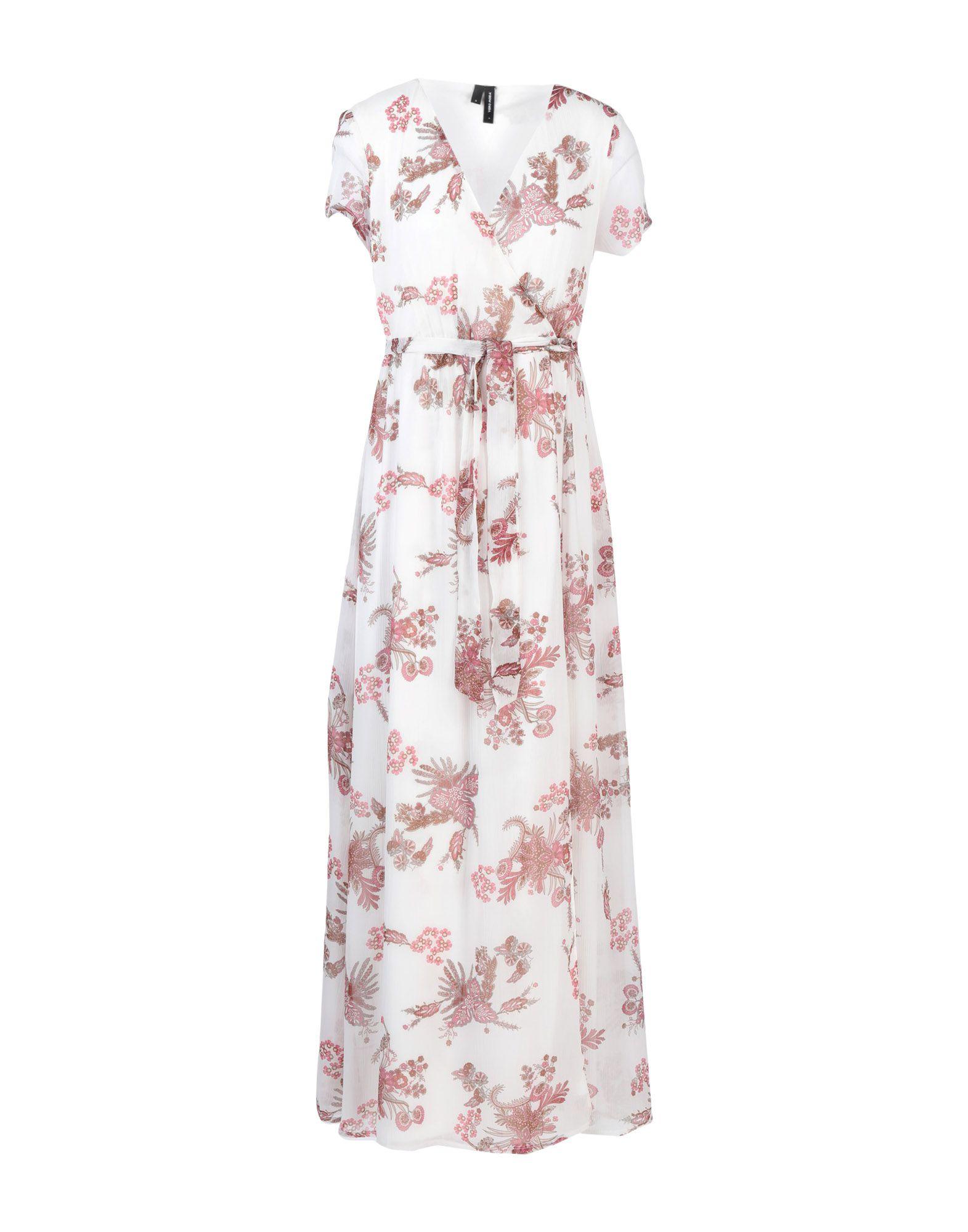 VERO MODA   VERO MODA 3/4 length dresses   Goxip