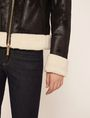 ARMANI EXCHANGE TUMBLED FAUX-SHERPA JACKET Blouson Jacket [*** pickupInStoreShipping_info ***] b