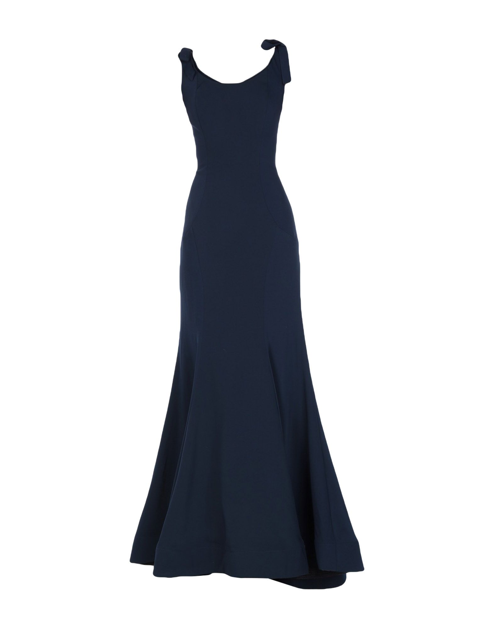 MIKAEL AGHAL Long Dresses in Dark Blue