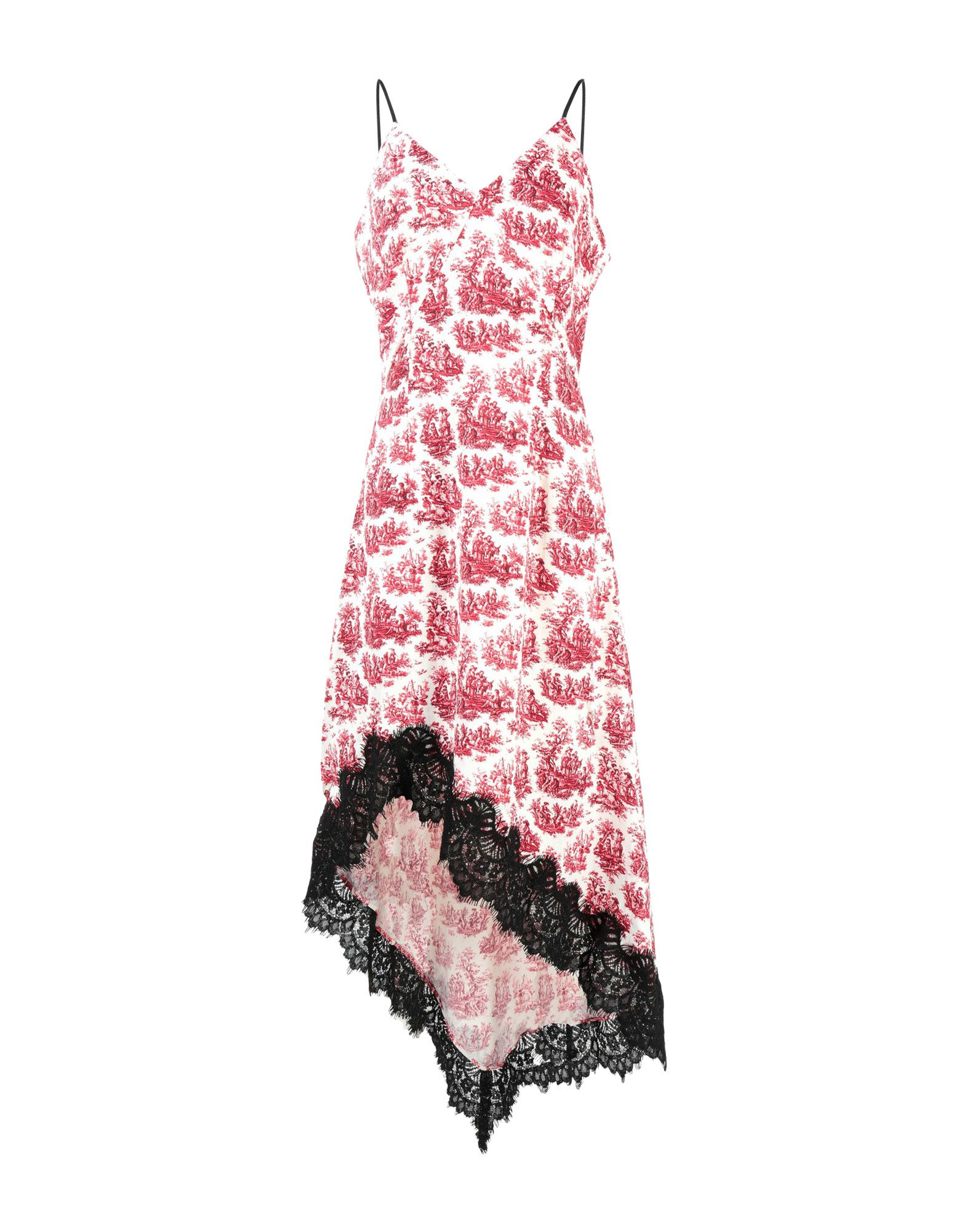 SH by SILVIAN HEACH Платье до колена платье без рукавов с кружевной вставкой на спинке