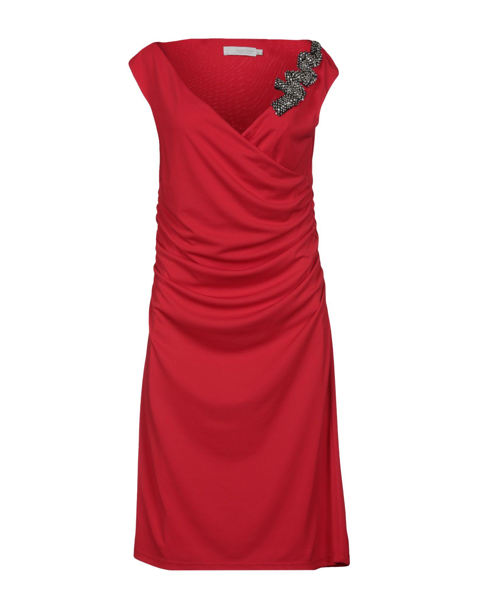 LUIS CIVIT Короткое платье цена 2017