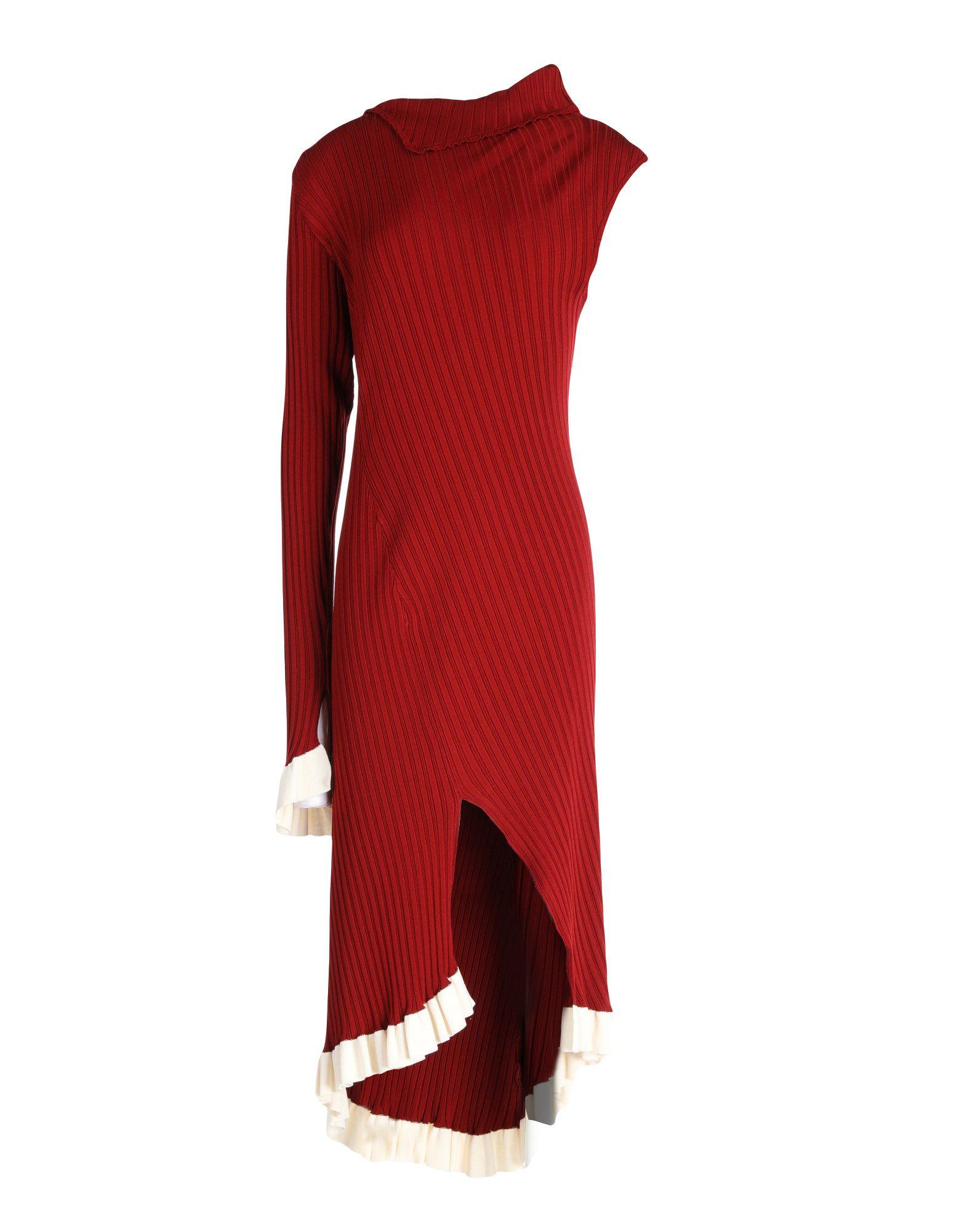 ESTEBAN CORTAZAR Платье до колена esteban cortazar однотонное платье