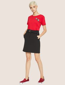 ARMANI EXCHANGE Mini skirt Woman d