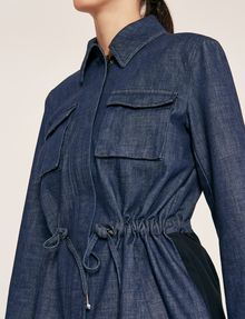 ARMANI EXCHANGE Denim Jacket Woman b