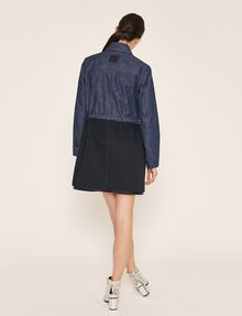 ARMANI EXCHANGE Denim Jacket Woman e