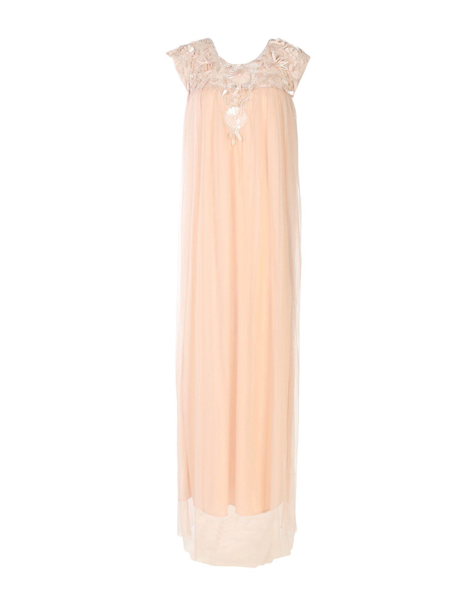LA KORE Длинное платье la perla длинное платье