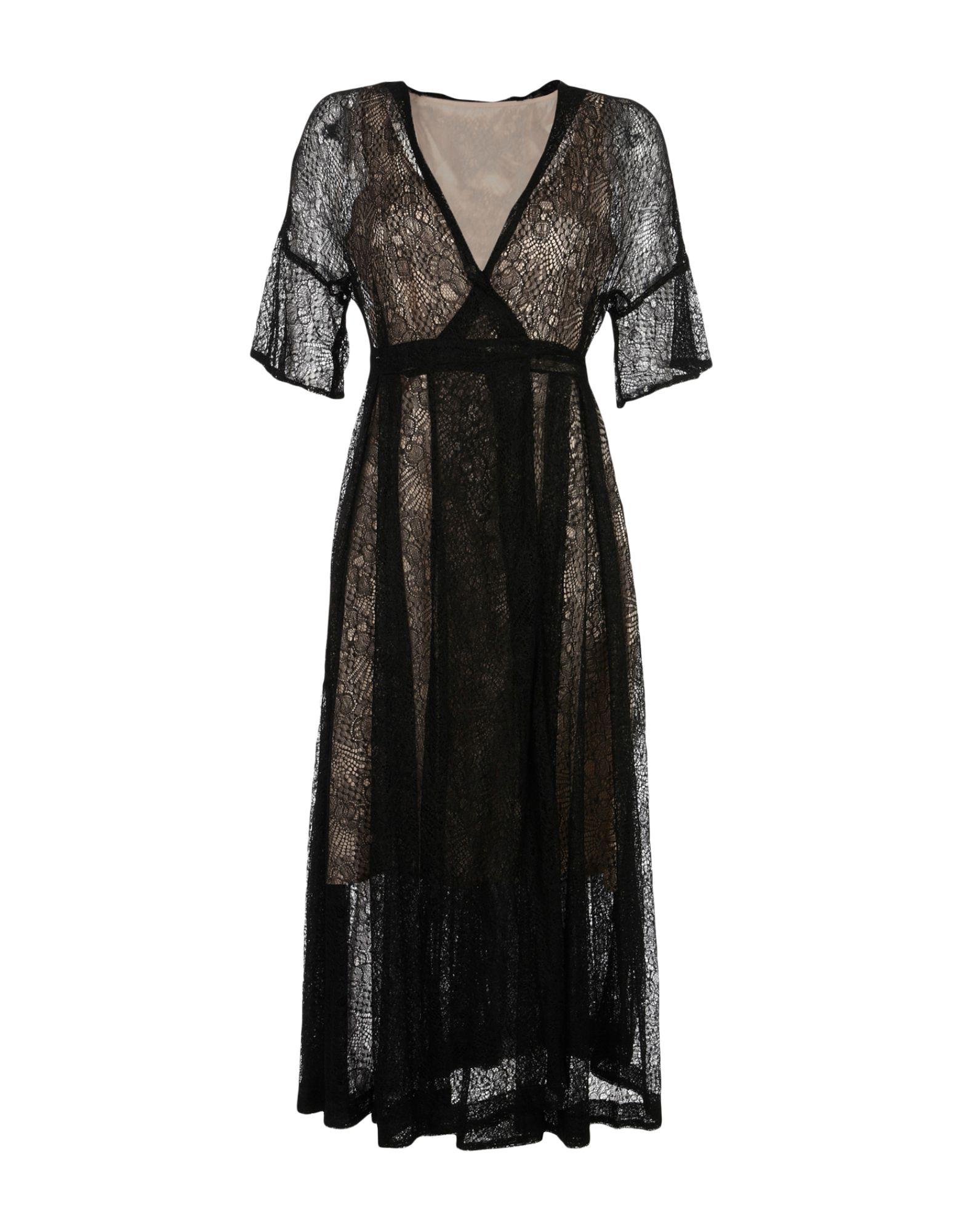 MAISON LAVINIATURRA Платье длиной 3/4 maison laviniaturra блузка