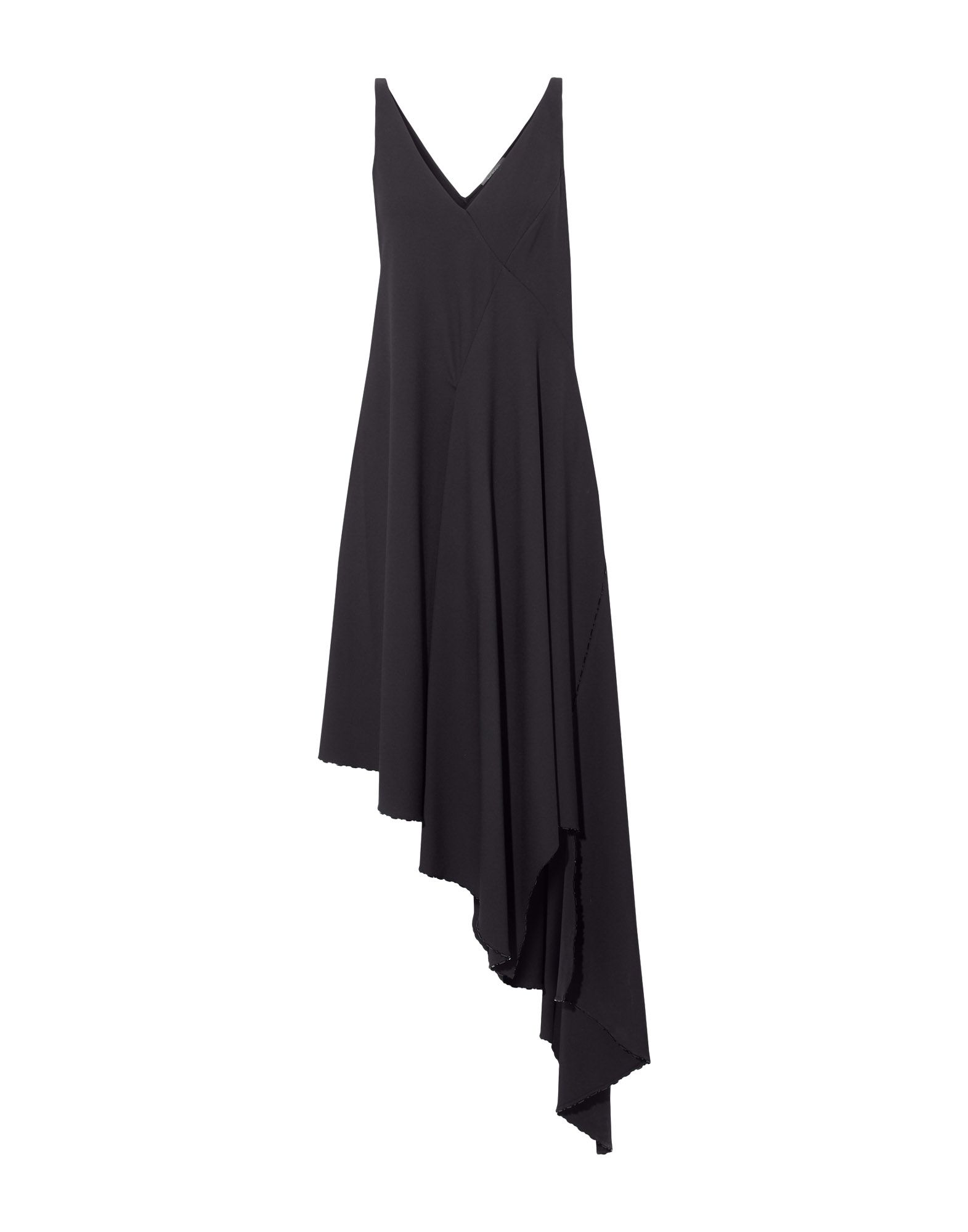 ZAC POSEN Платье длиной 3/4 цены онлайн