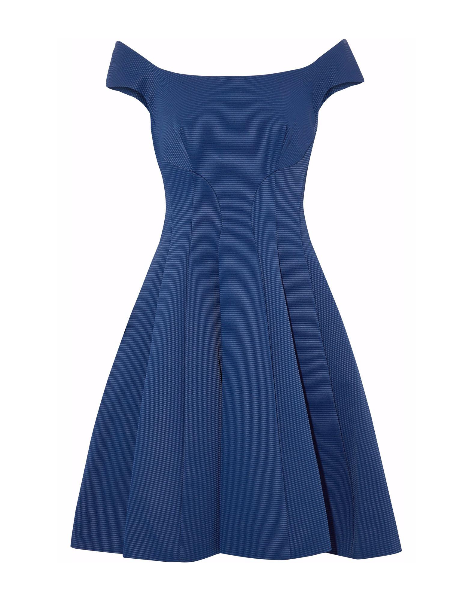 ZAC POSEN Короткое платье цены онлайн