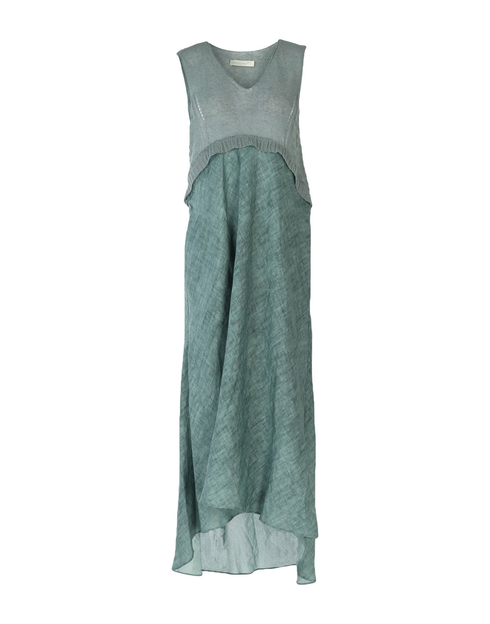 COLOUR 5 POWER Платье длиной 3/4