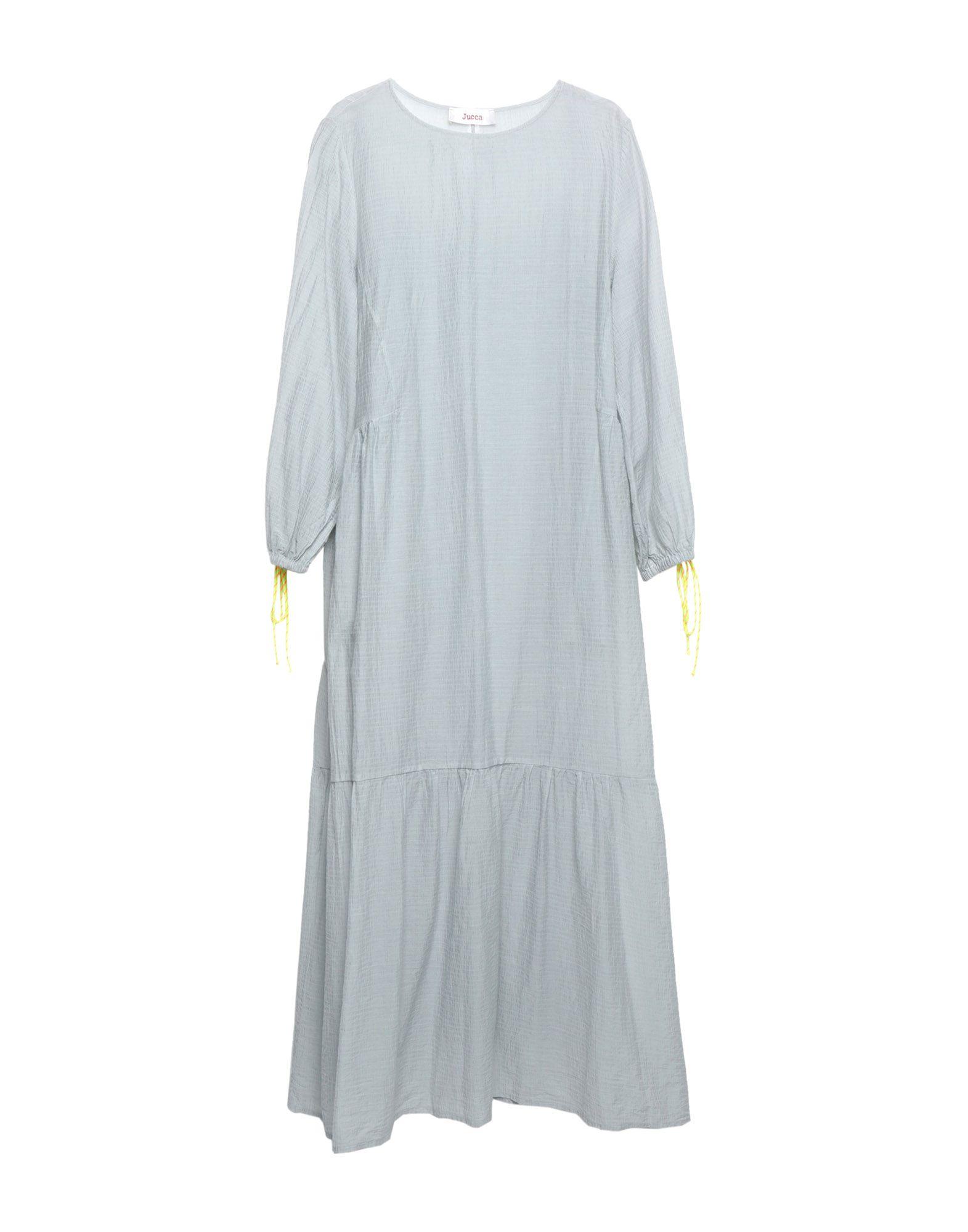 JUCCA Платье длиной 3/4 недорго, оригинальная цена