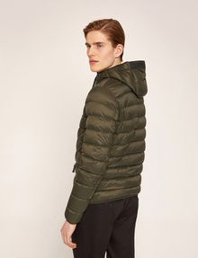 ARMANI EXCHANGE PUFFER JACKET [*** pickupInStoreShippingNotGuaranteed_info ***] e