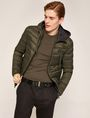 ARMANI EXCHANGE PUFFER JACKET [*** pickupInStoreShippingNotGuaranteed_info ***] a