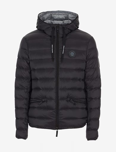 ARMANI EXCHANGE PUFFER JACKET Man R