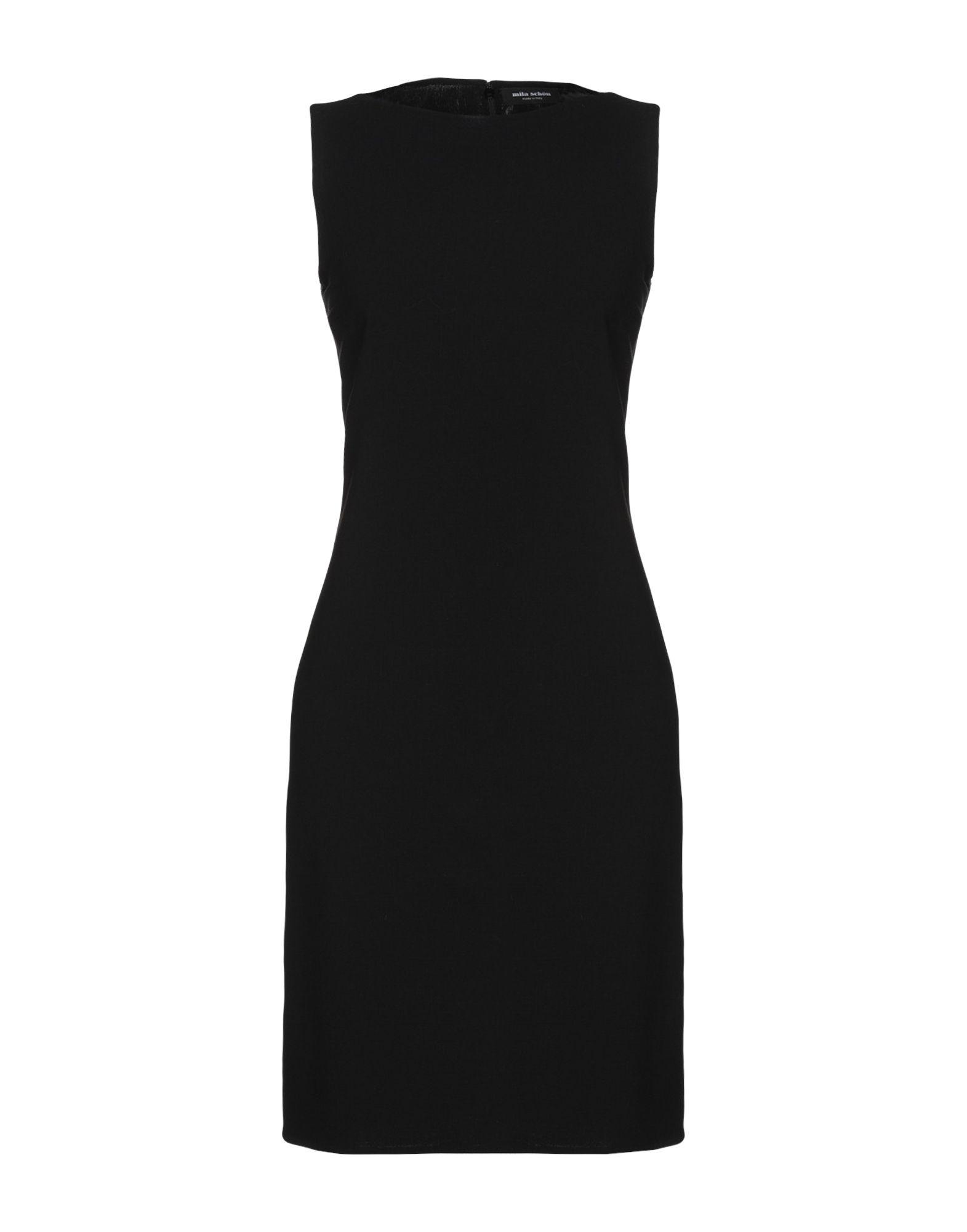 MILA SCHÖN Короткое платье цена 2017