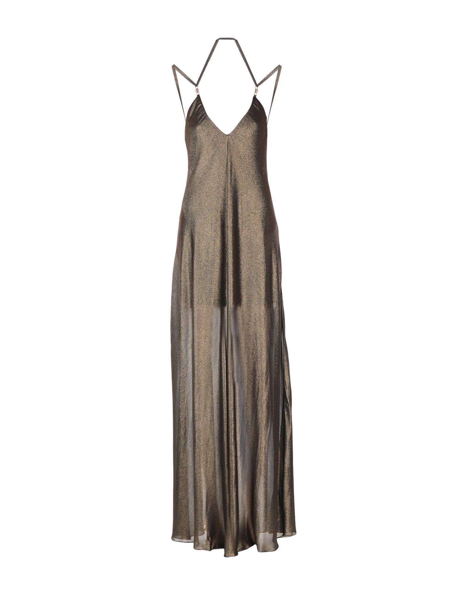 VERSACE COLLECTION Длинное платье