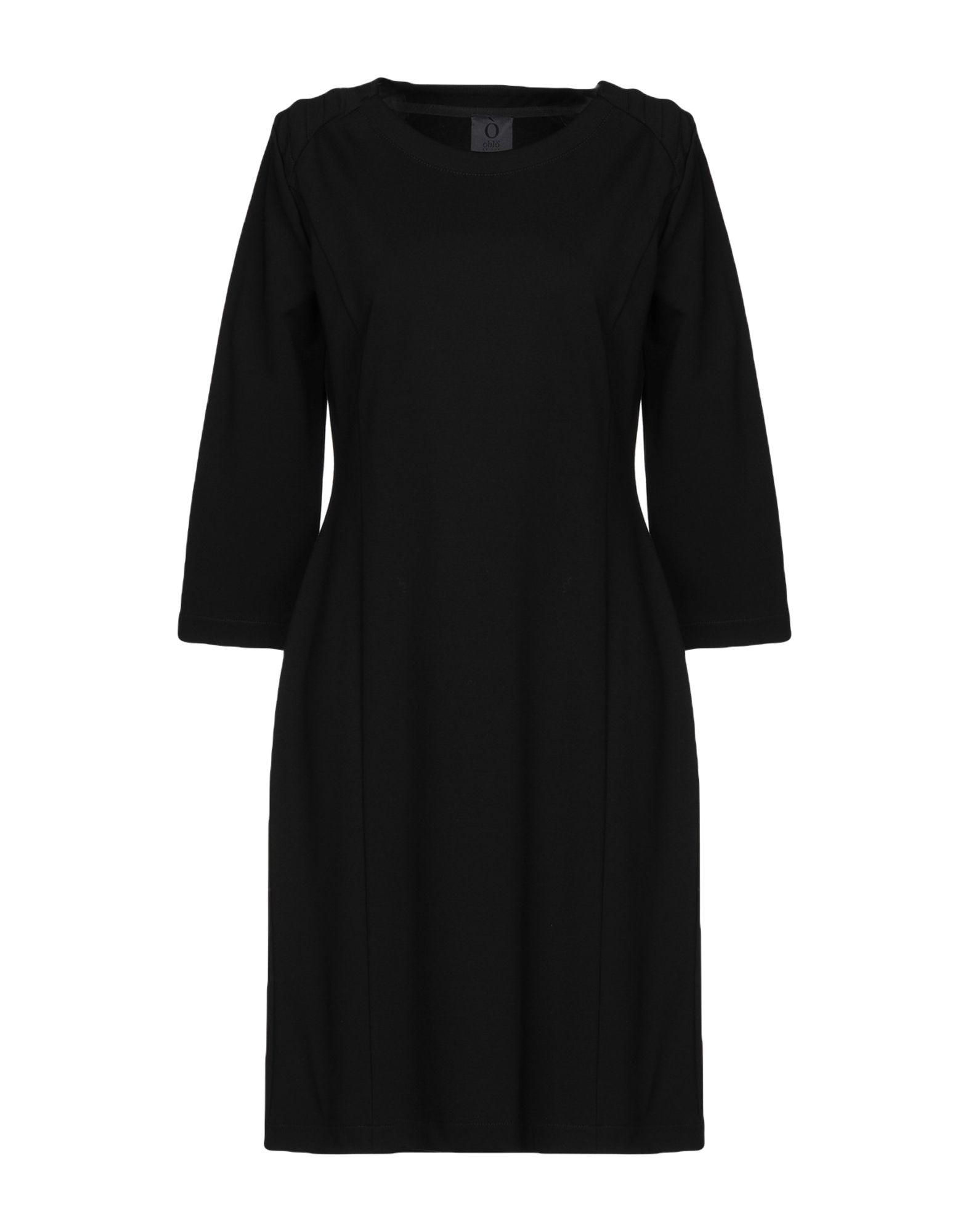 OBLÒ® UNIQUE Платье до колена topshop unique платье до колена