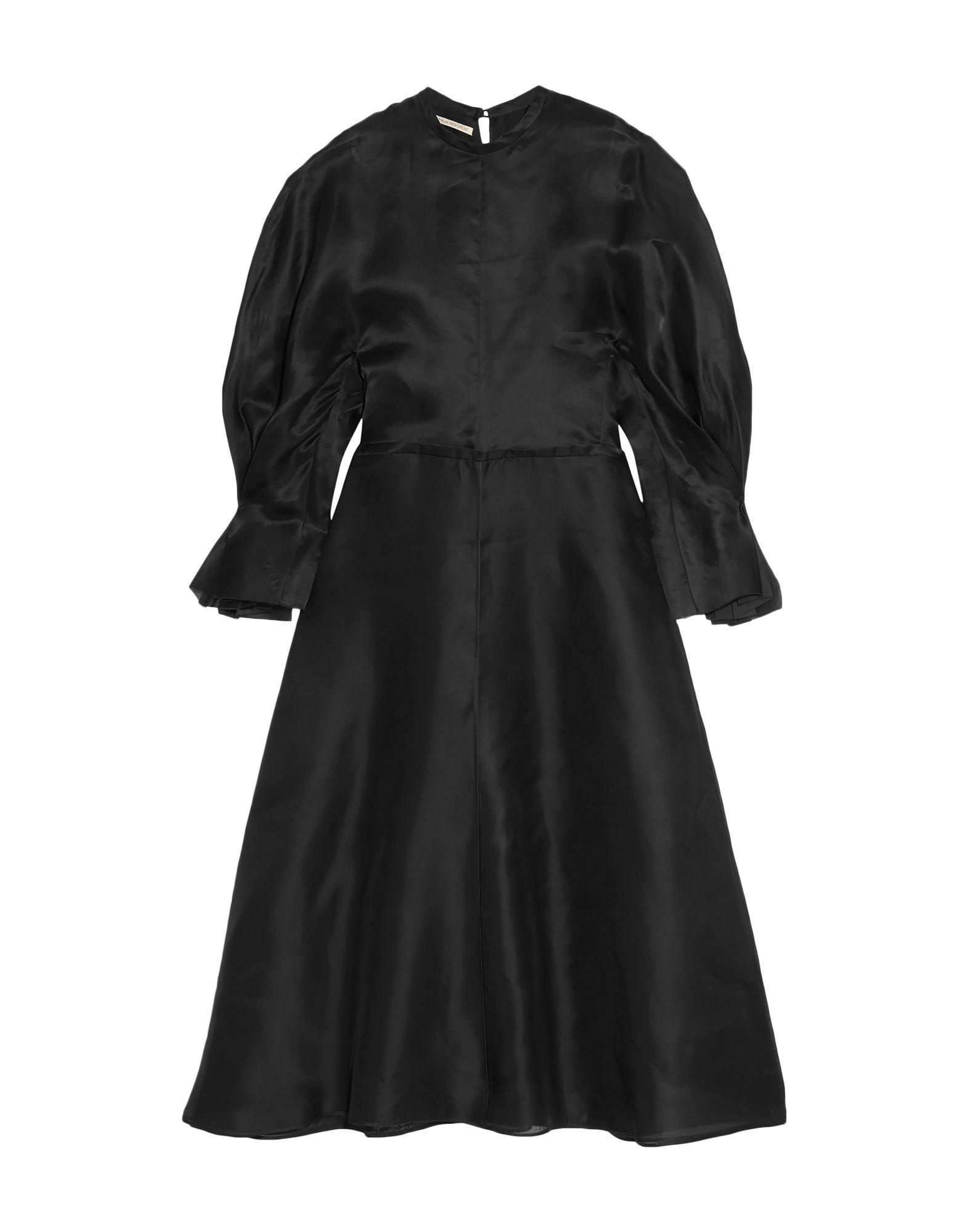 EMILIA WICKSTEAD Длинное платье декор cir via emilia rivalta losanga lato 20 grigio 14x34