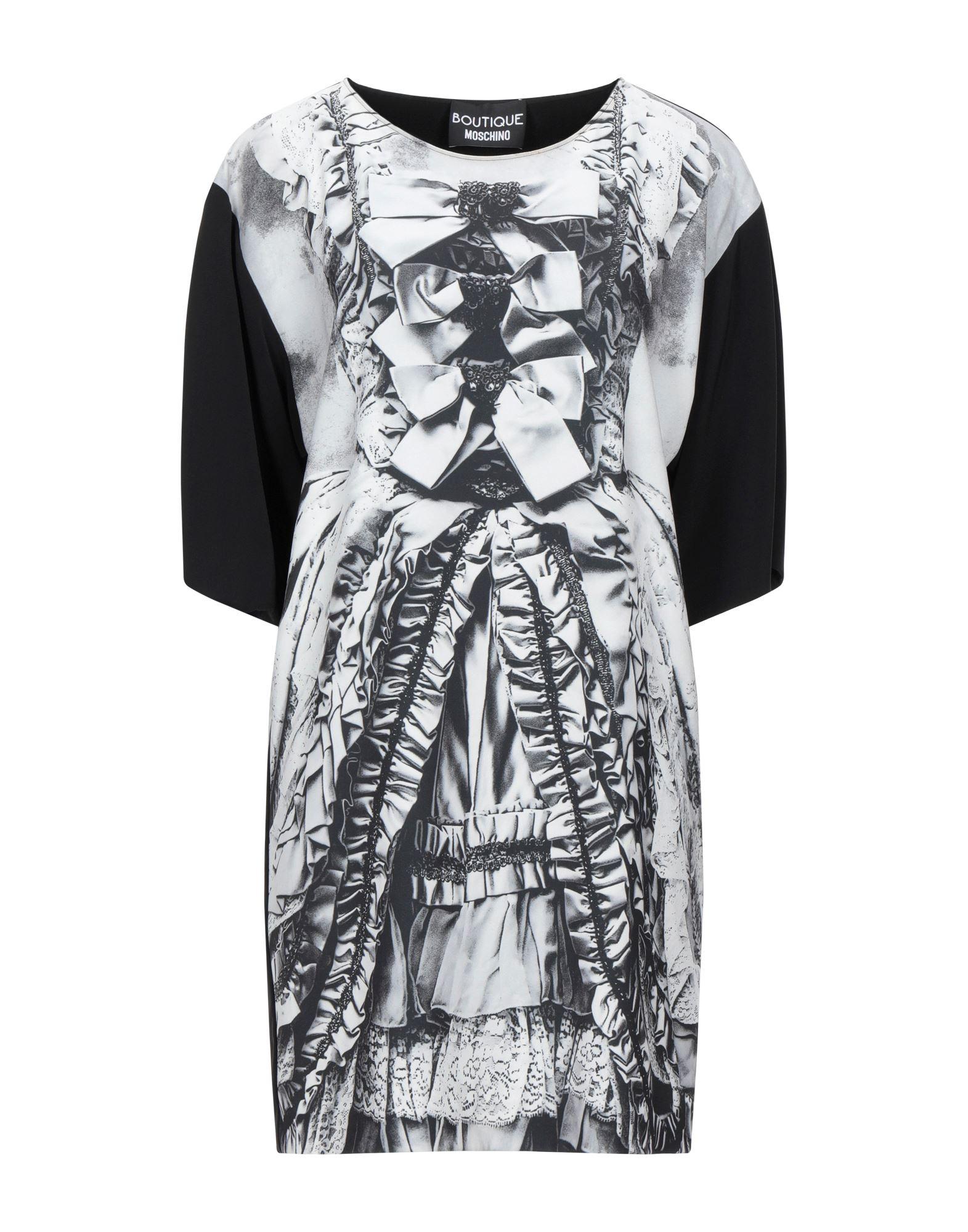 BOUTIQUE MOSCHINO Короткое платье фото