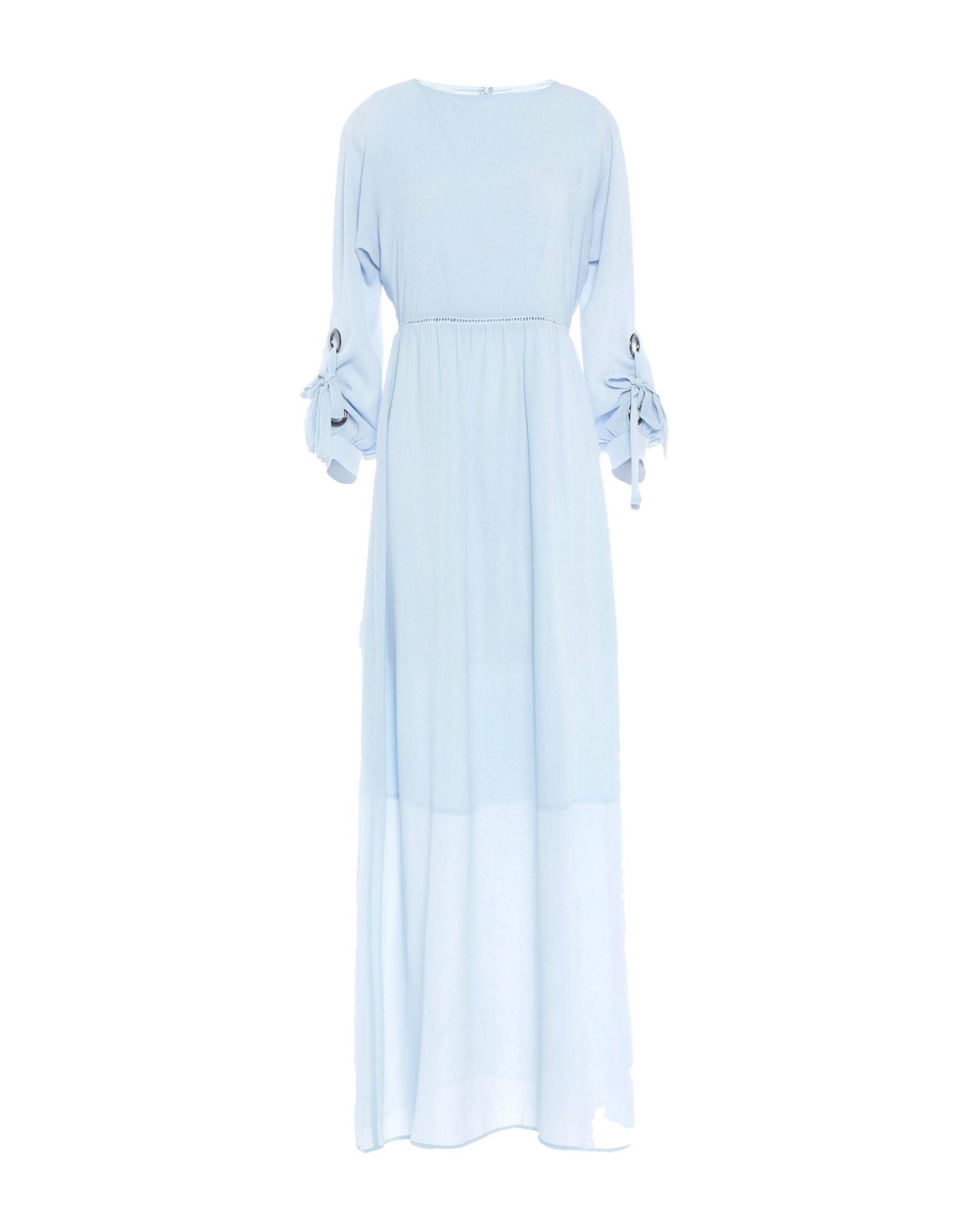 LOST INK Длинное платье siv120b 10n