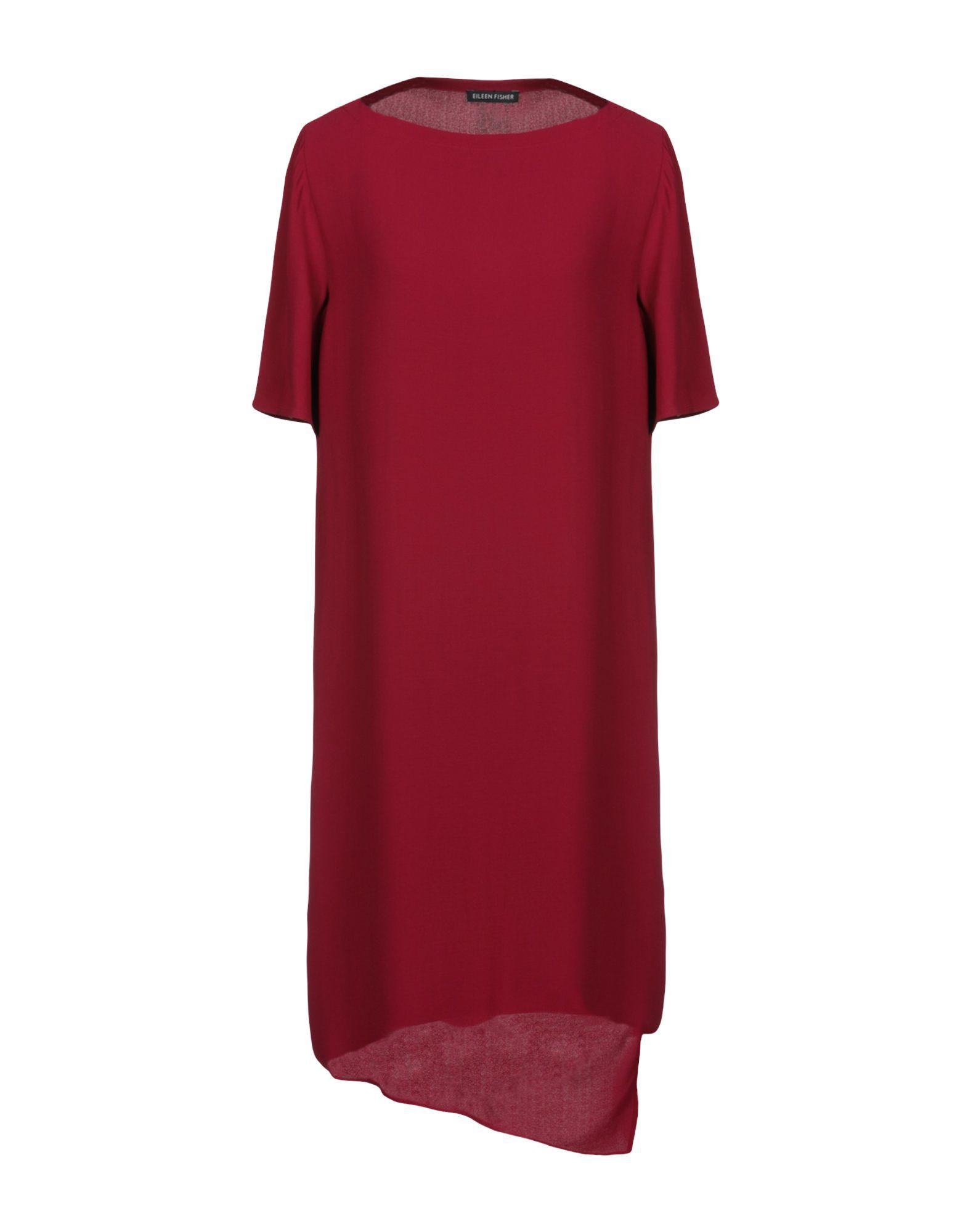 EILEEN FISHER Короткое платье eileen fisher new black long sleeve drape top msrp $278 00