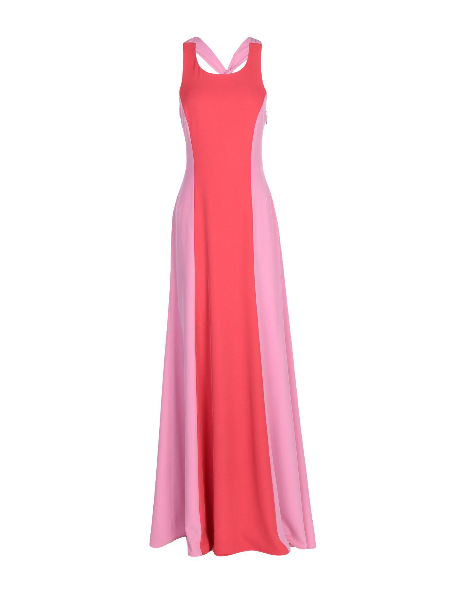 LA MARCA Длинное платье la marca пиджак