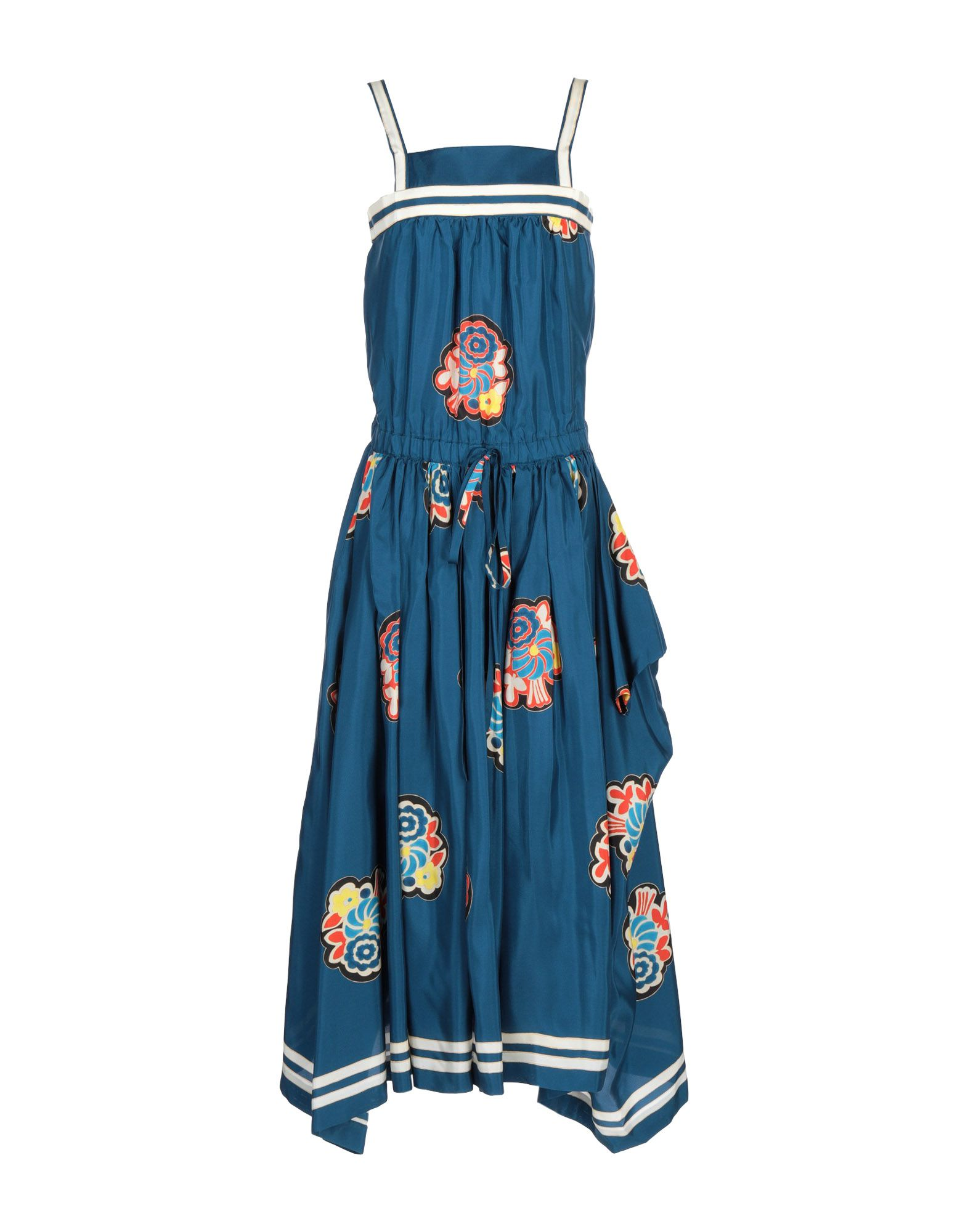 PHILOSOPHY di LORENZO SERAFINI Длинное платье lorenzo lippi il malmantile racquistato