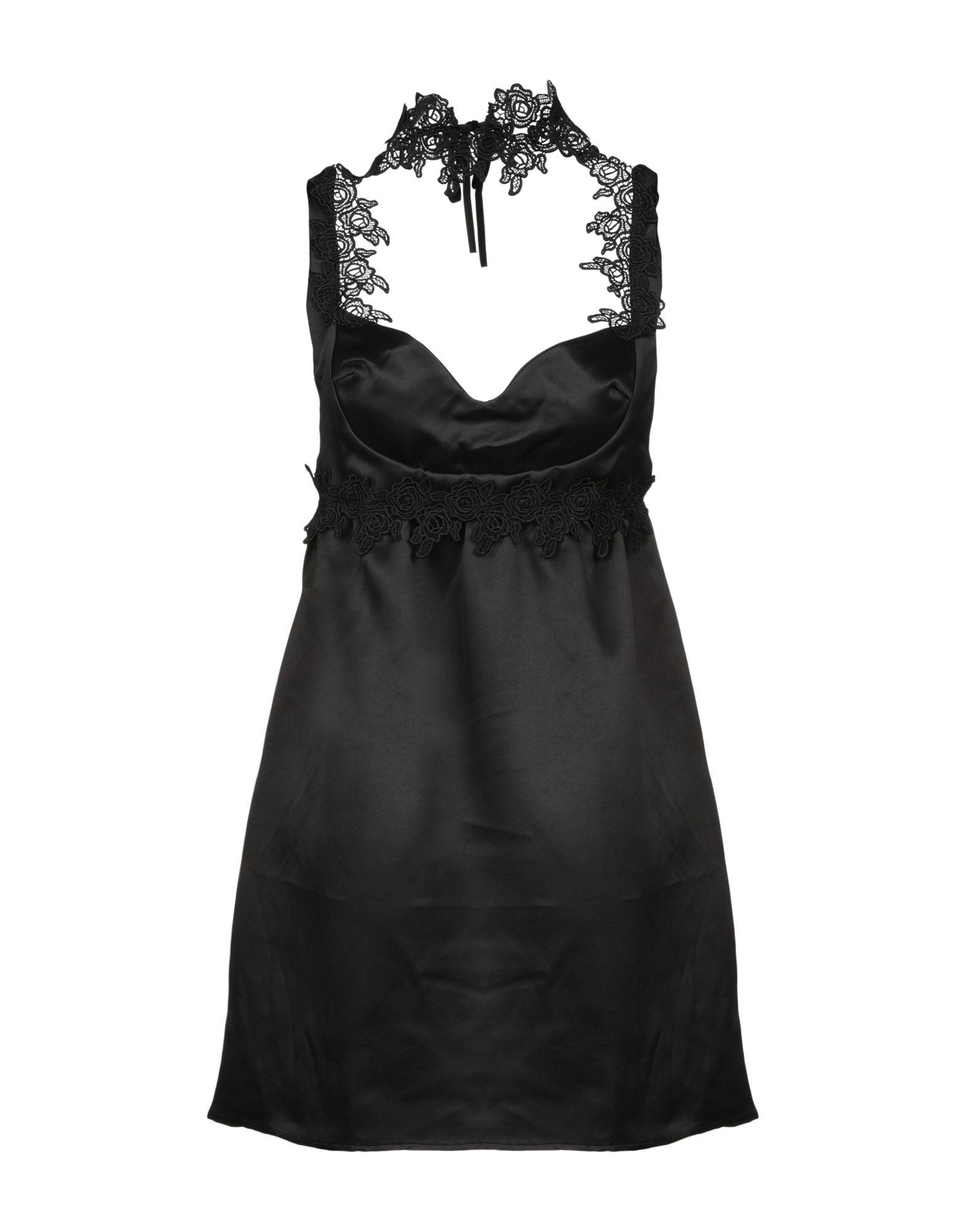 LOST INK Короткое платье