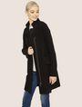 ARMANI EXCHANGE WOOL-BLEND STAND COLLAR COAT Coat Woman f